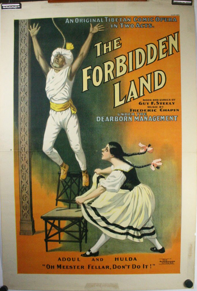 Forbidden Land