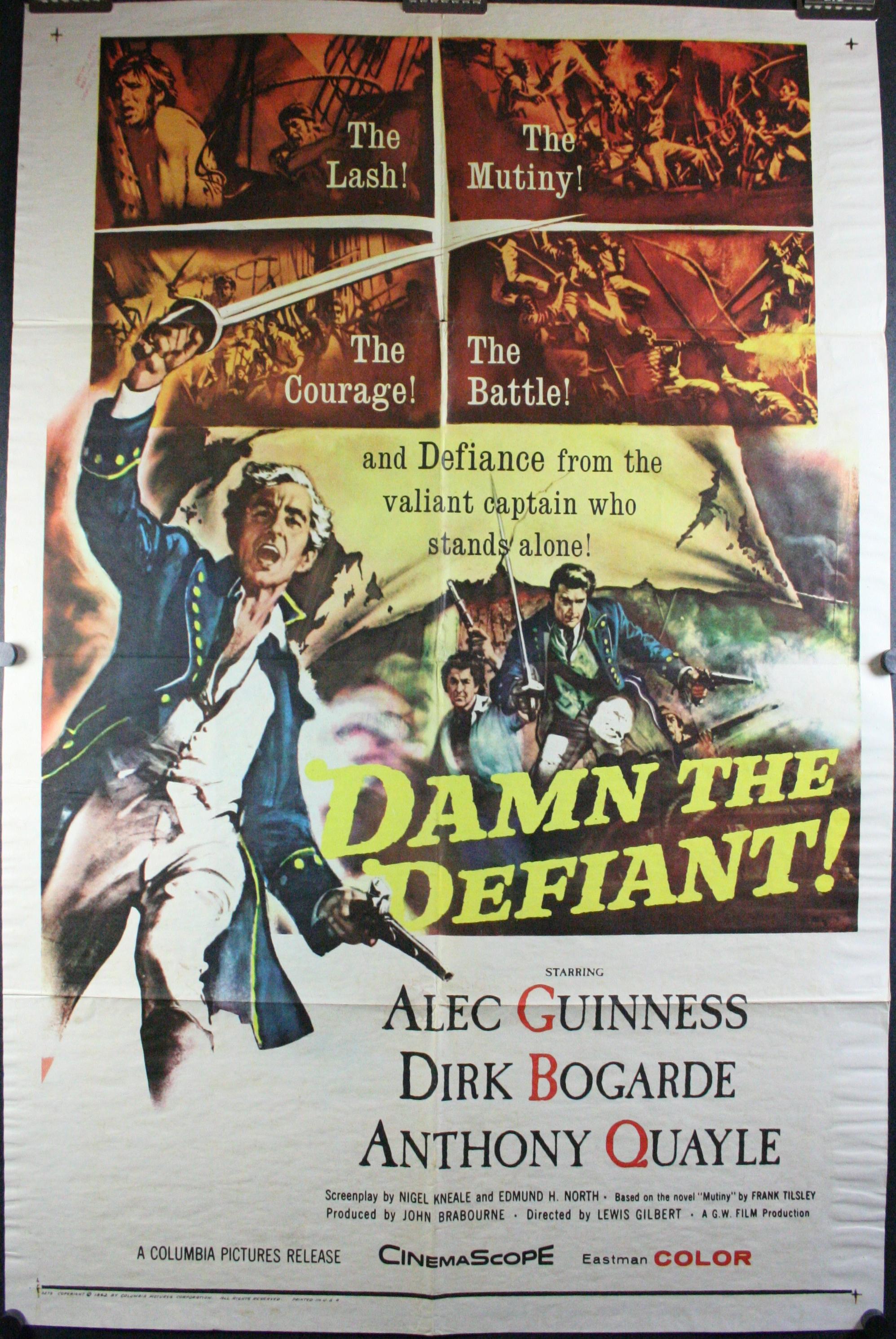 Damn the defiant