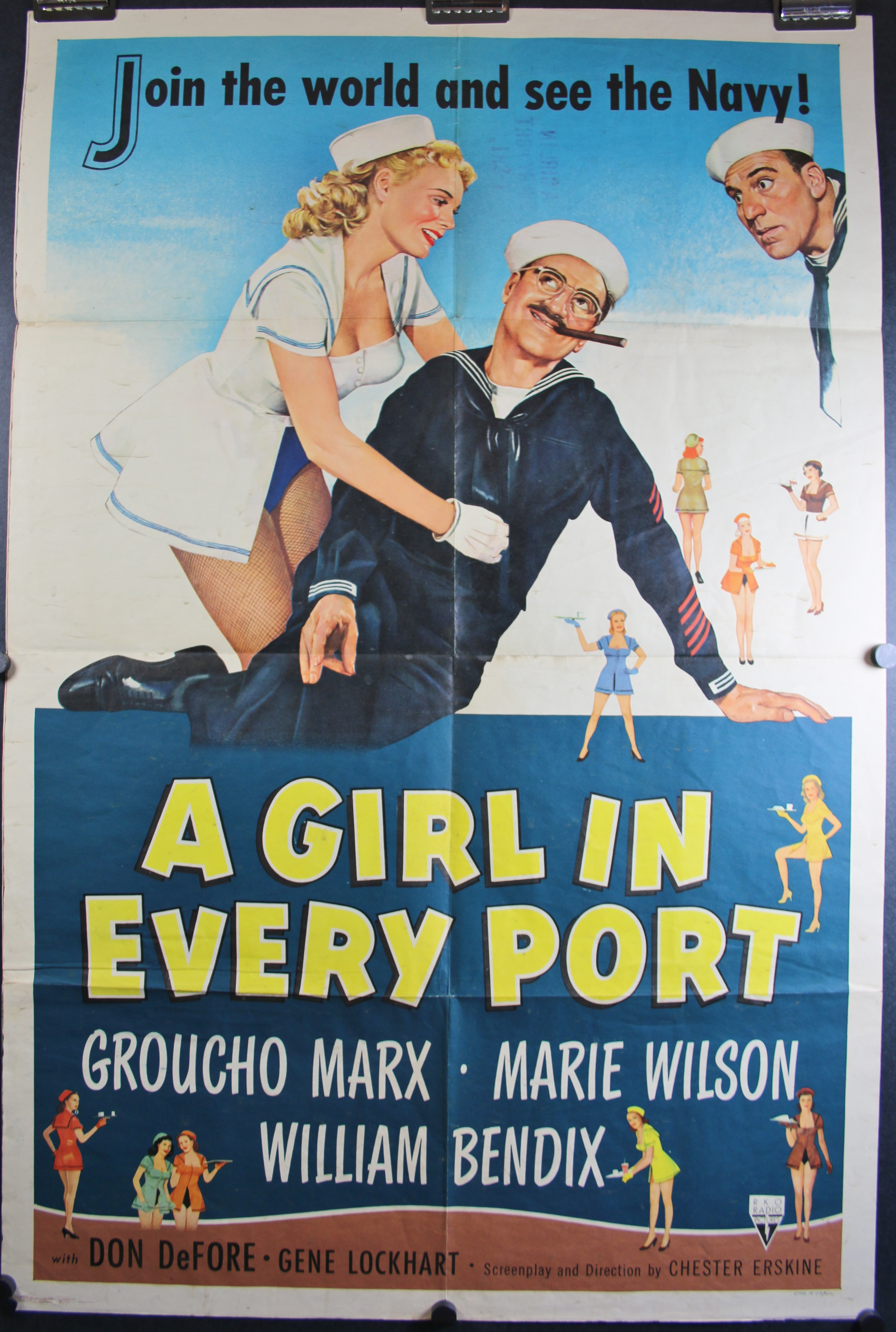 Girl in Every Port 4083