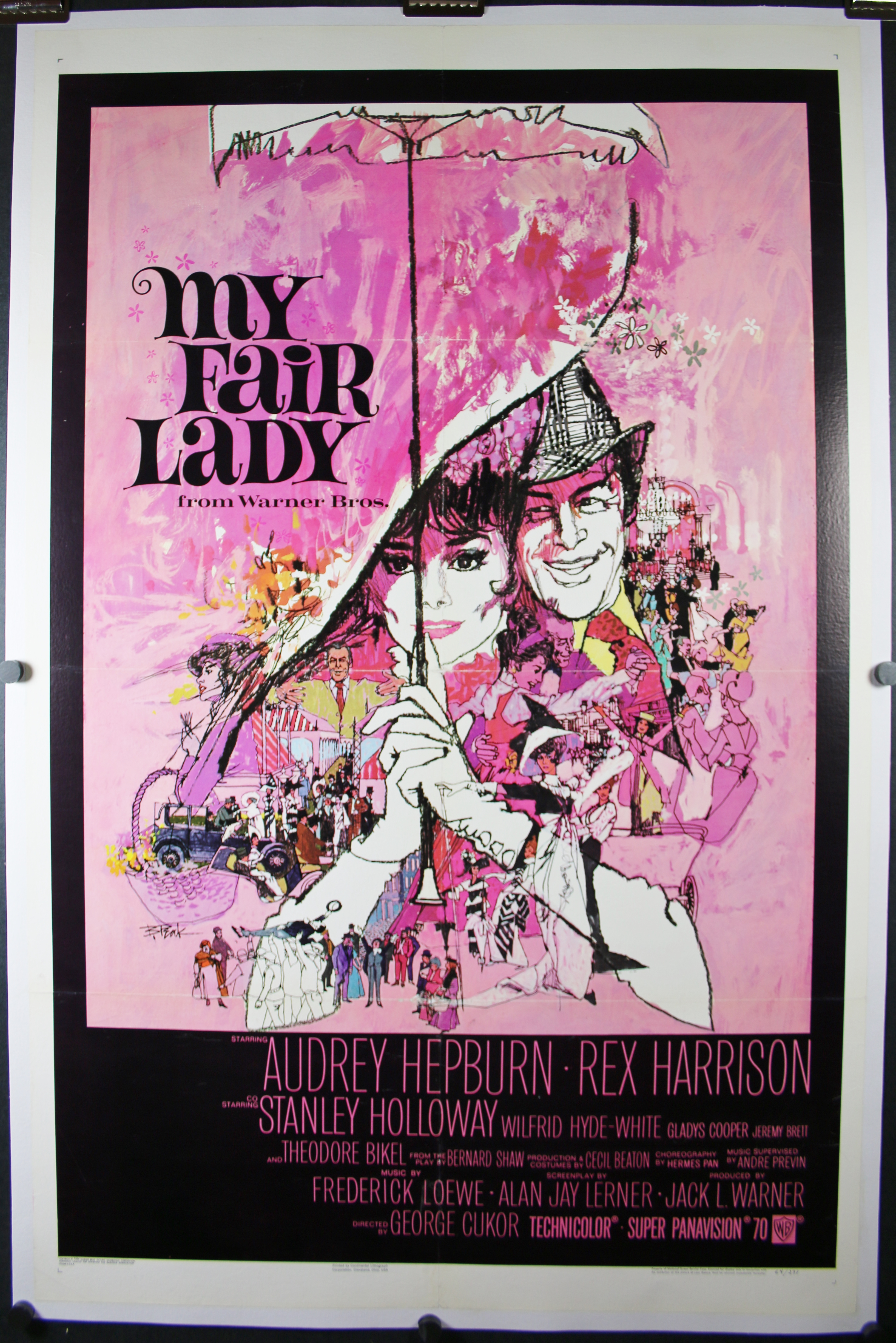 My Fair Lady CD1LB