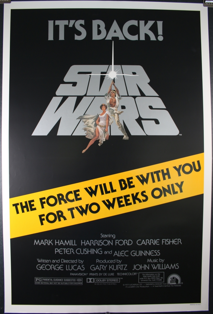 Star Wars 1981RR