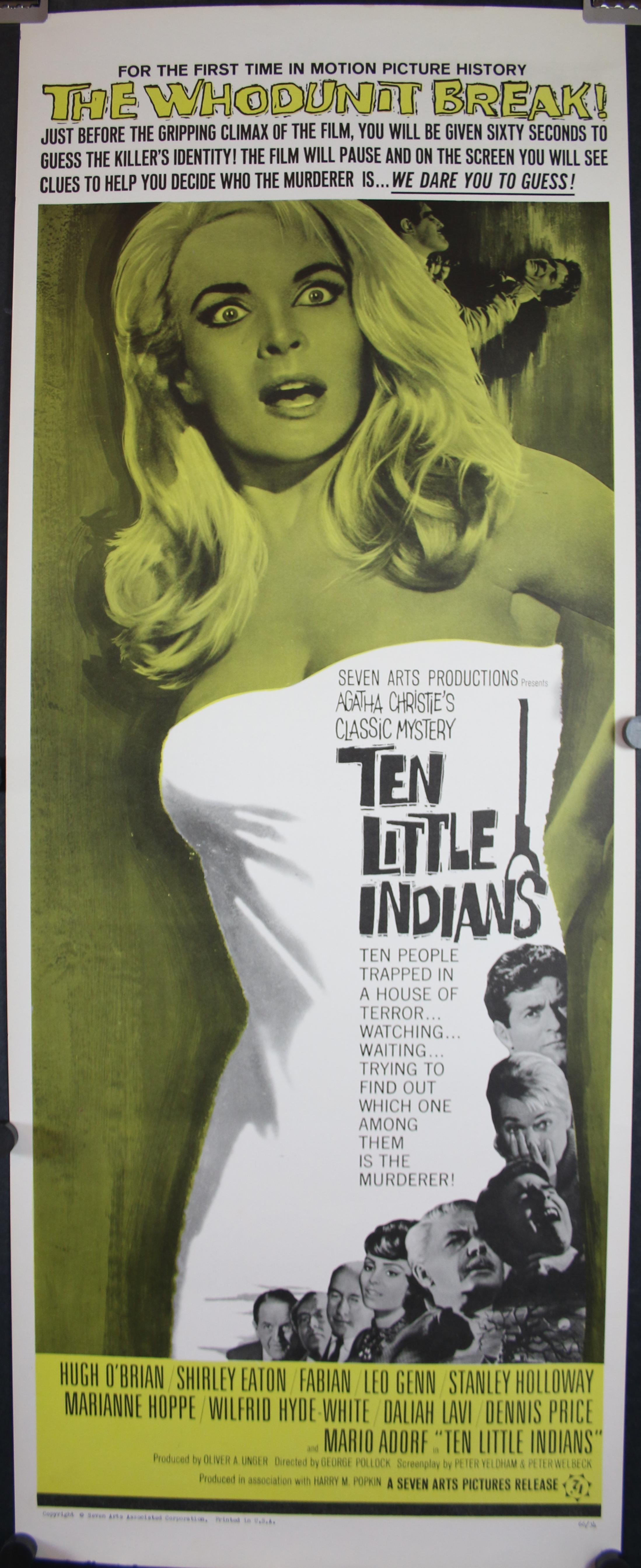 Ten Little Indians 4416