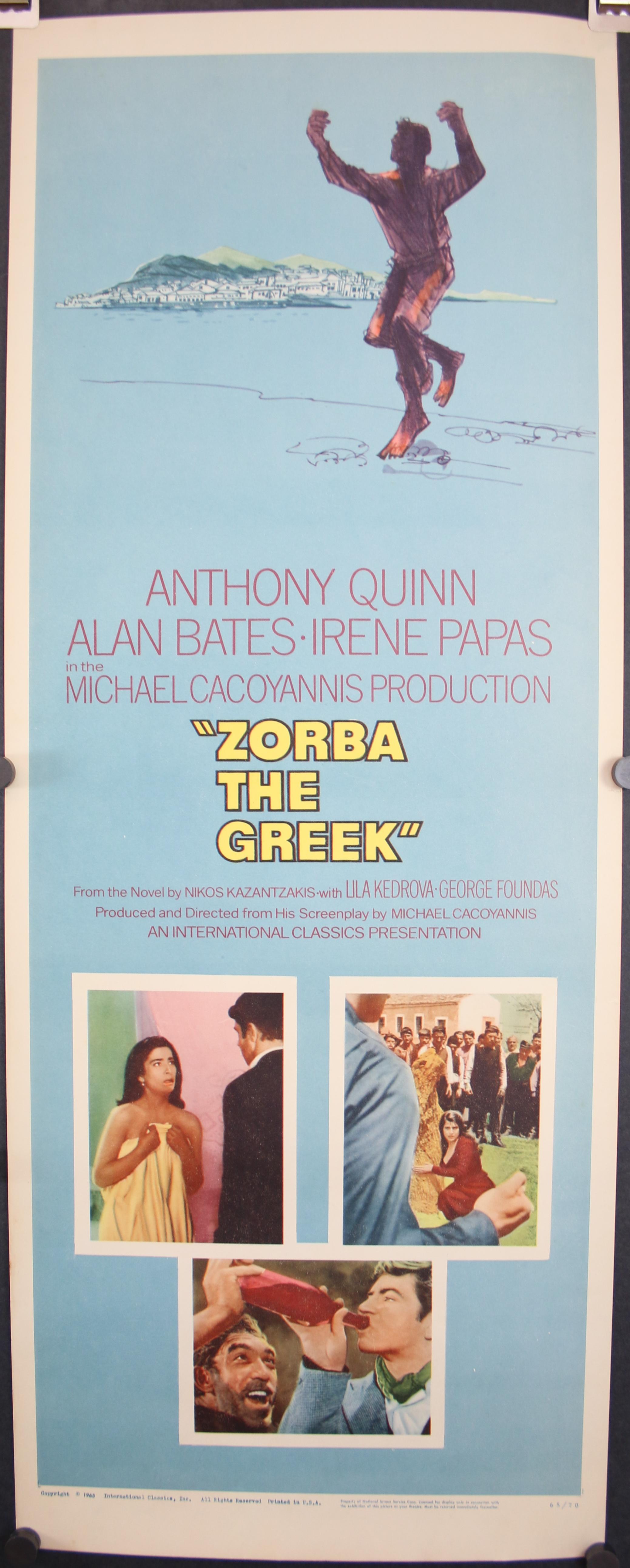 Zorba the greek 4412