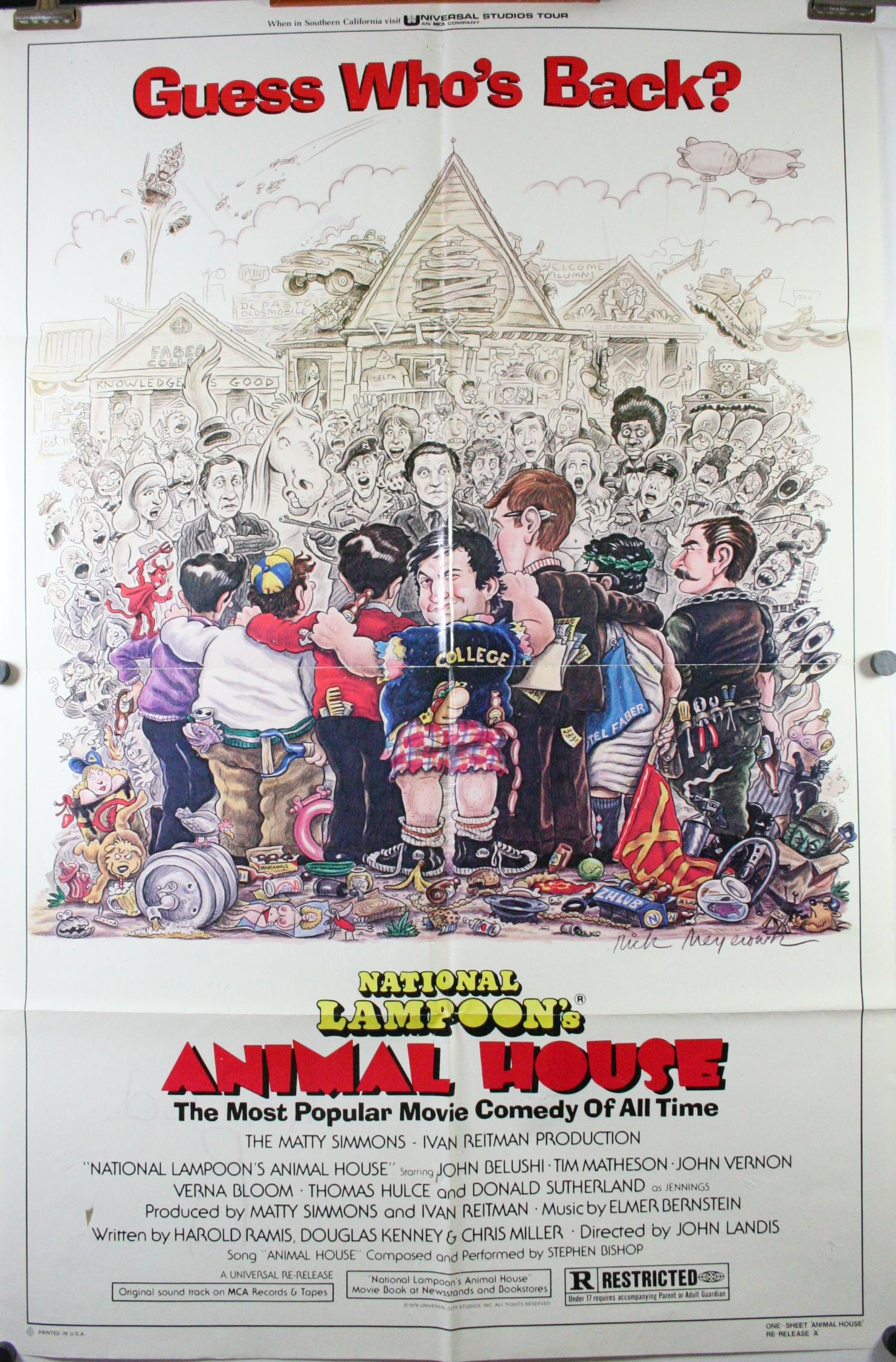 ANIMAL HOUSE 2700 RR