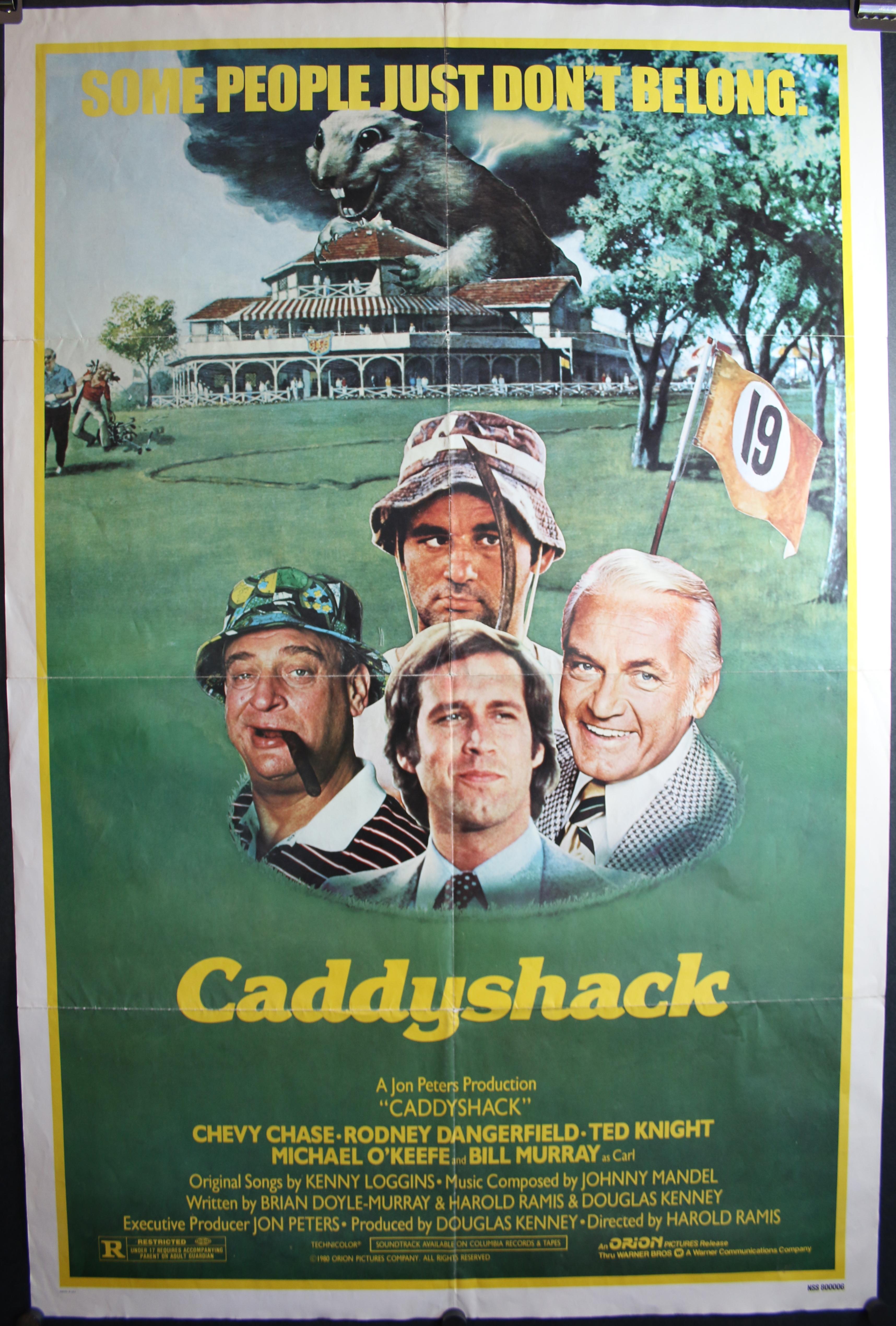 Caddyshack 4444