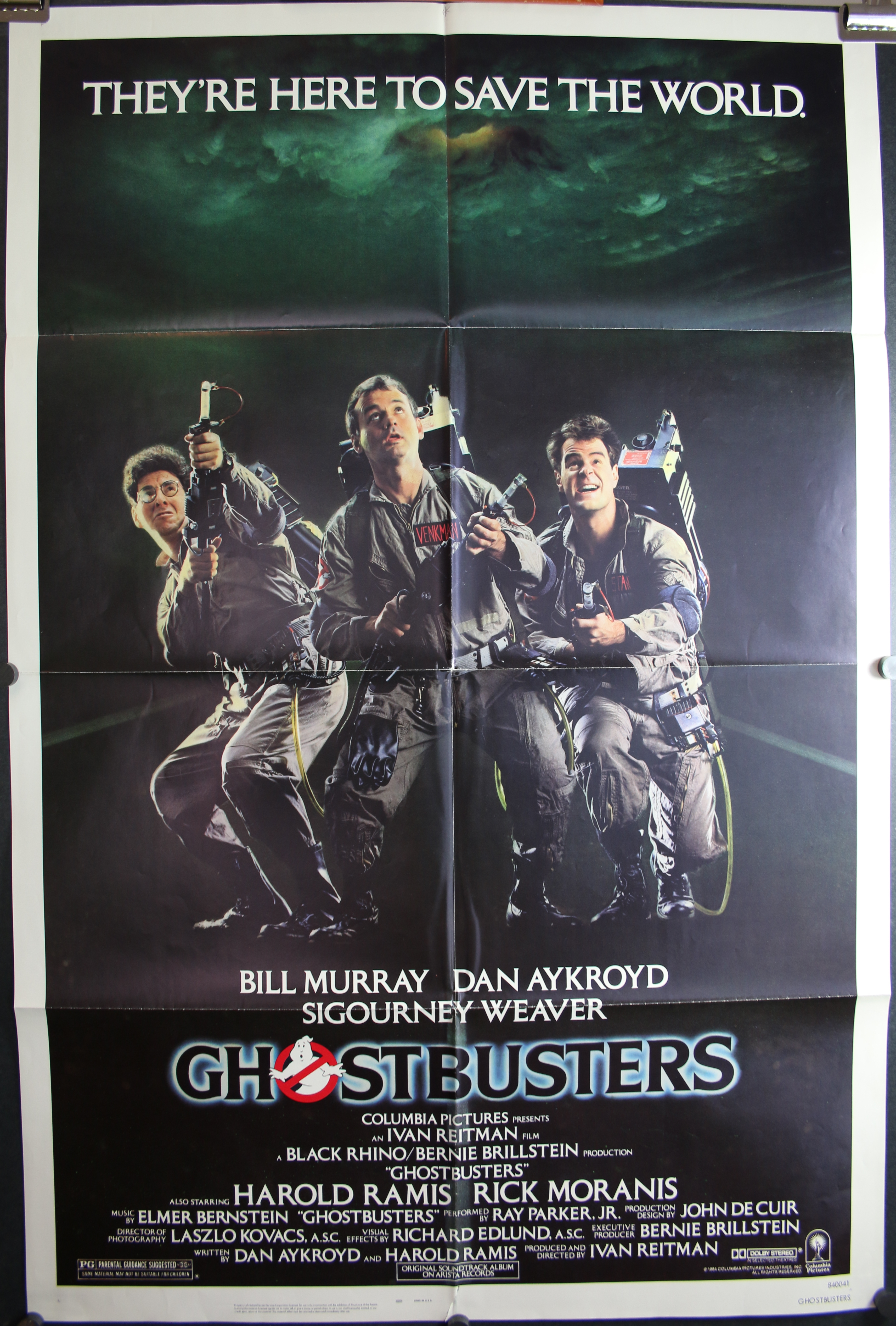 Ghostbusters 4503