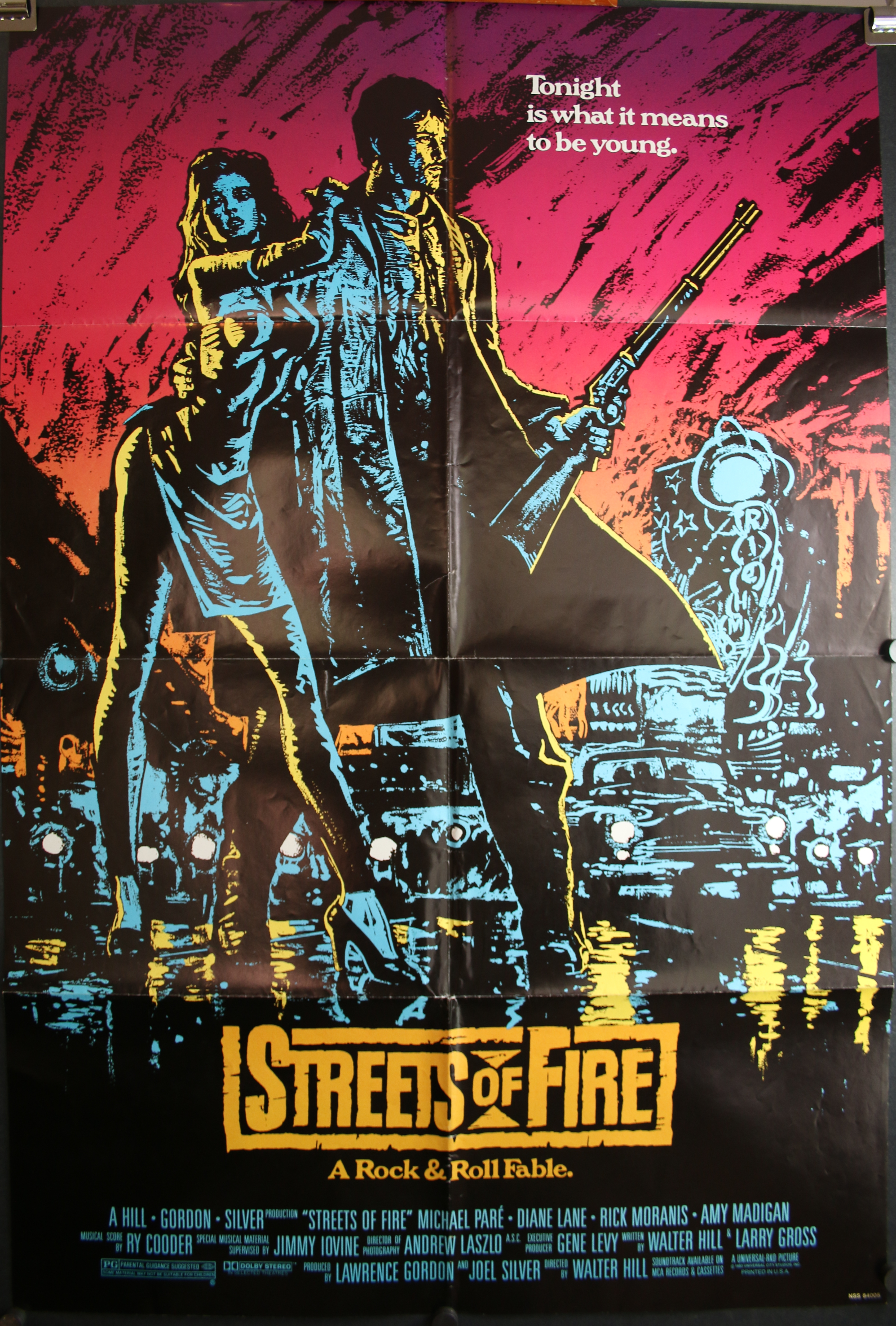 Streets of Fire 4505