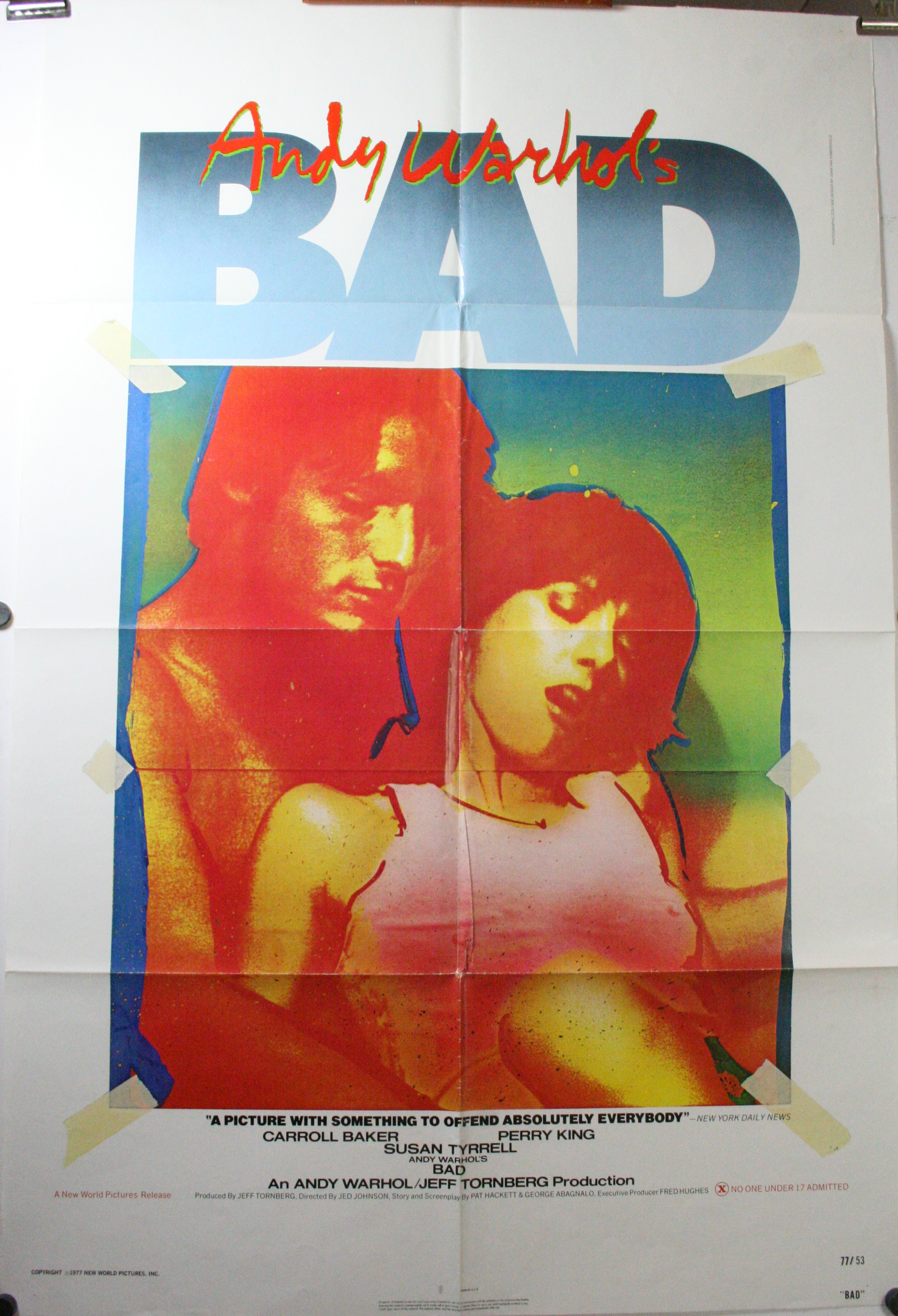Andy Warhol's Bad 1992