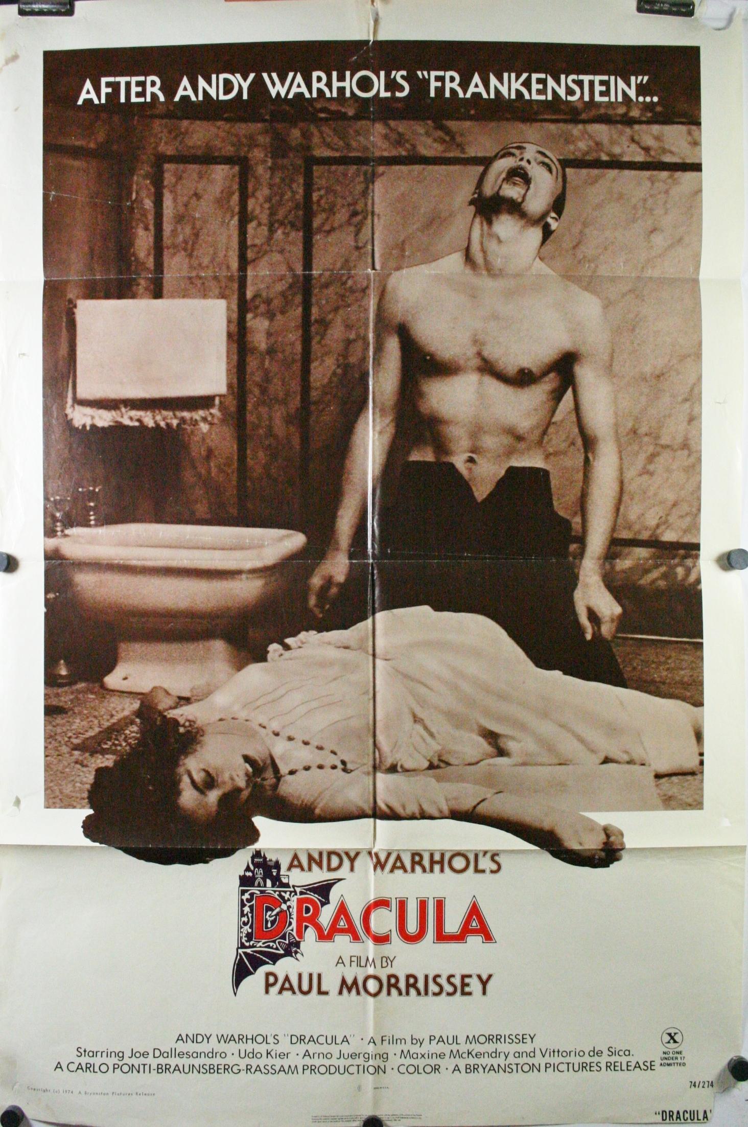 Andy Warhol's Dracula 2638