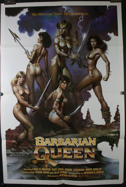 Barbarian Queen 3289