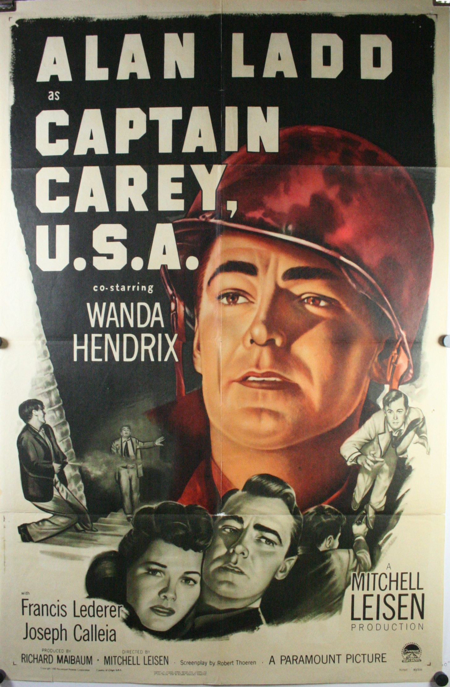 CAPTAIN CAREY