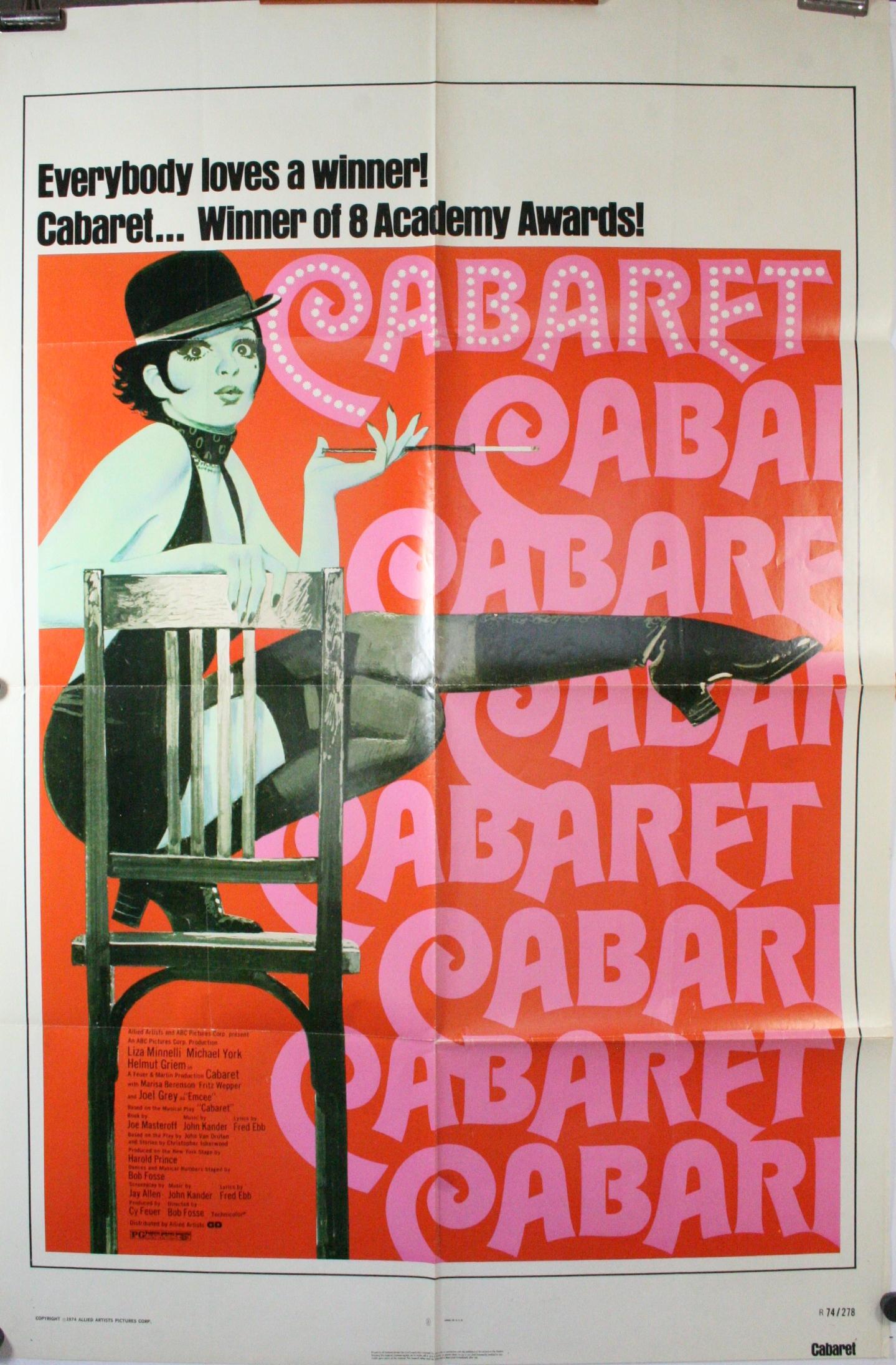Cabaret R74 2419