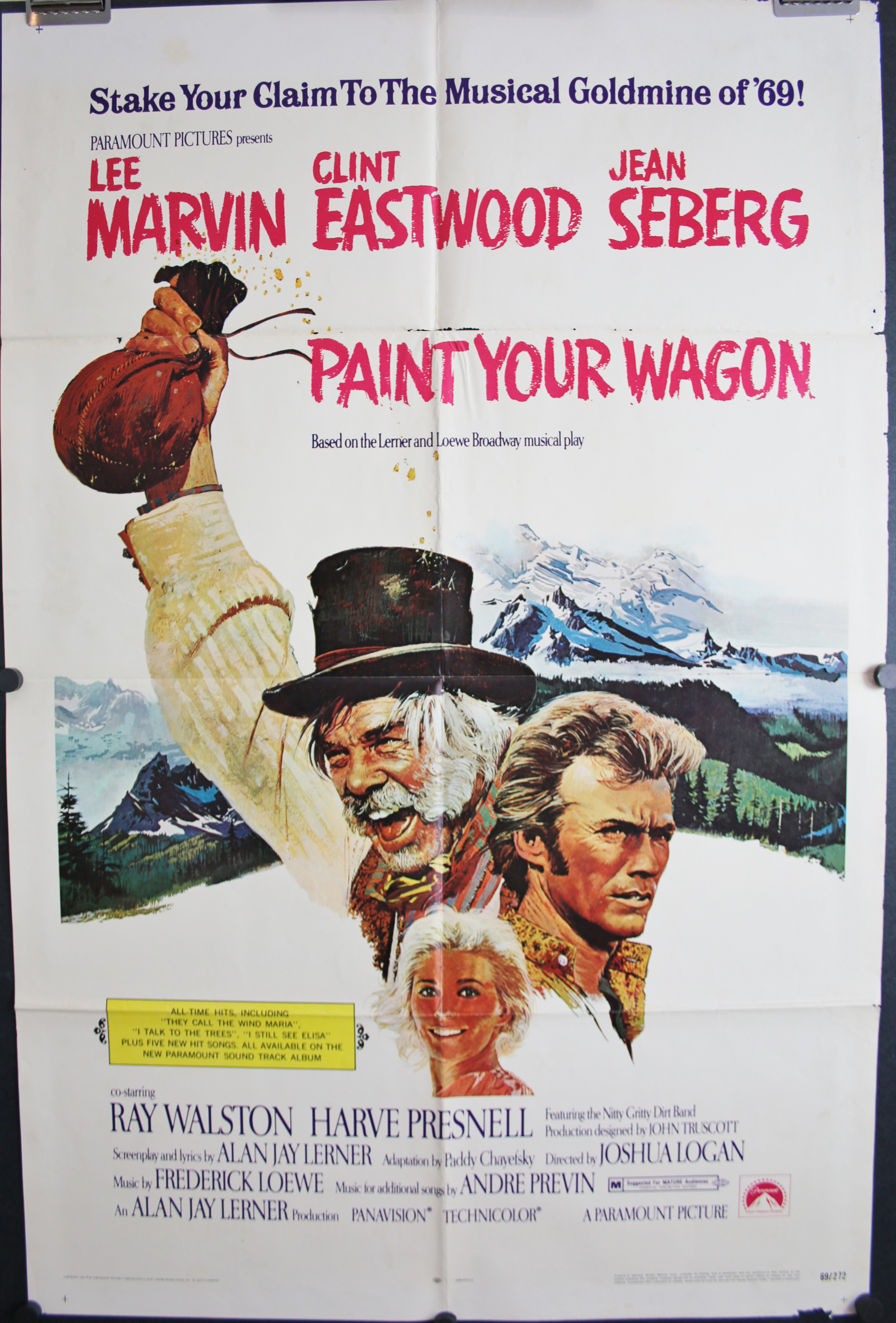 Paint your wagon 4330