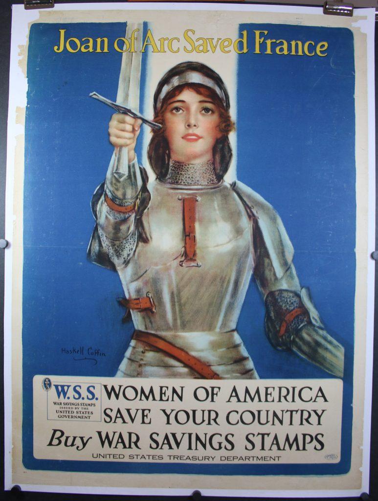 Joan of Arc Saved France 3162LB
