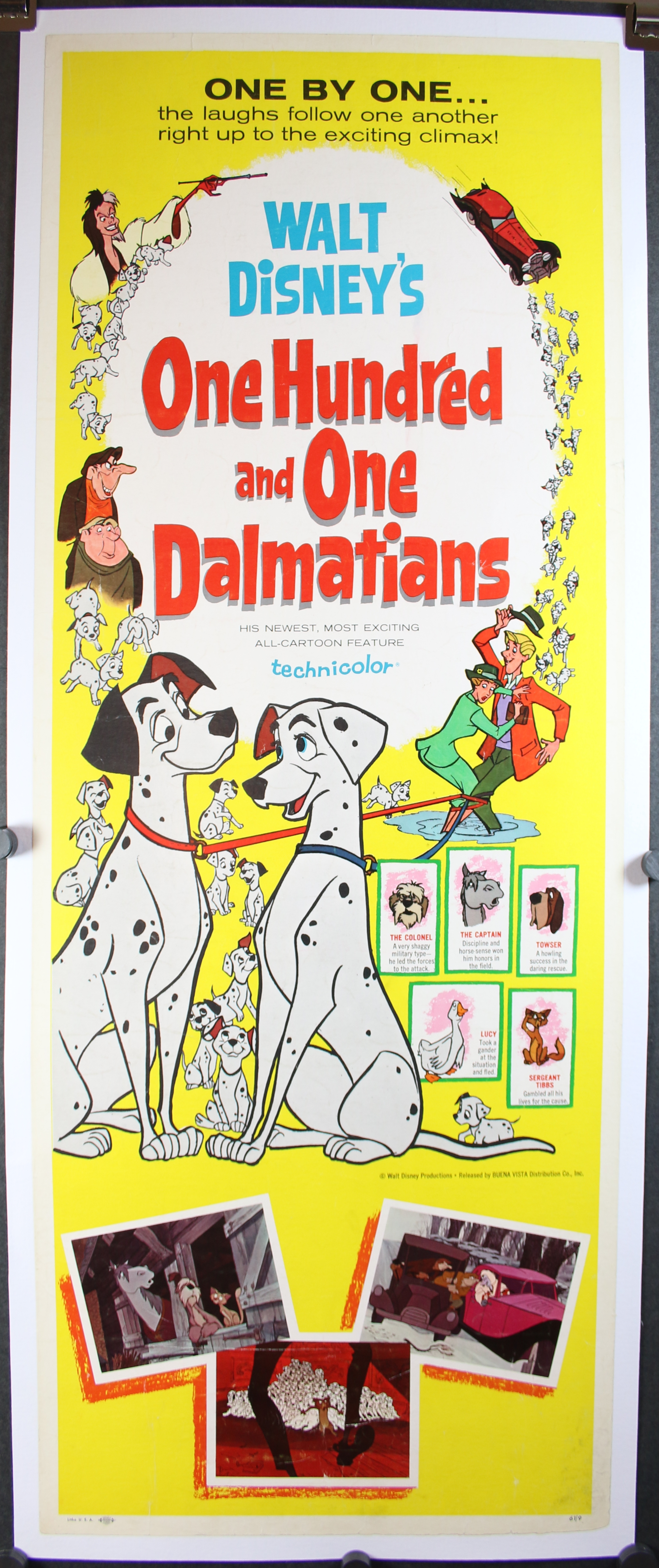 One Hundred and One Dalmations 4708 LB