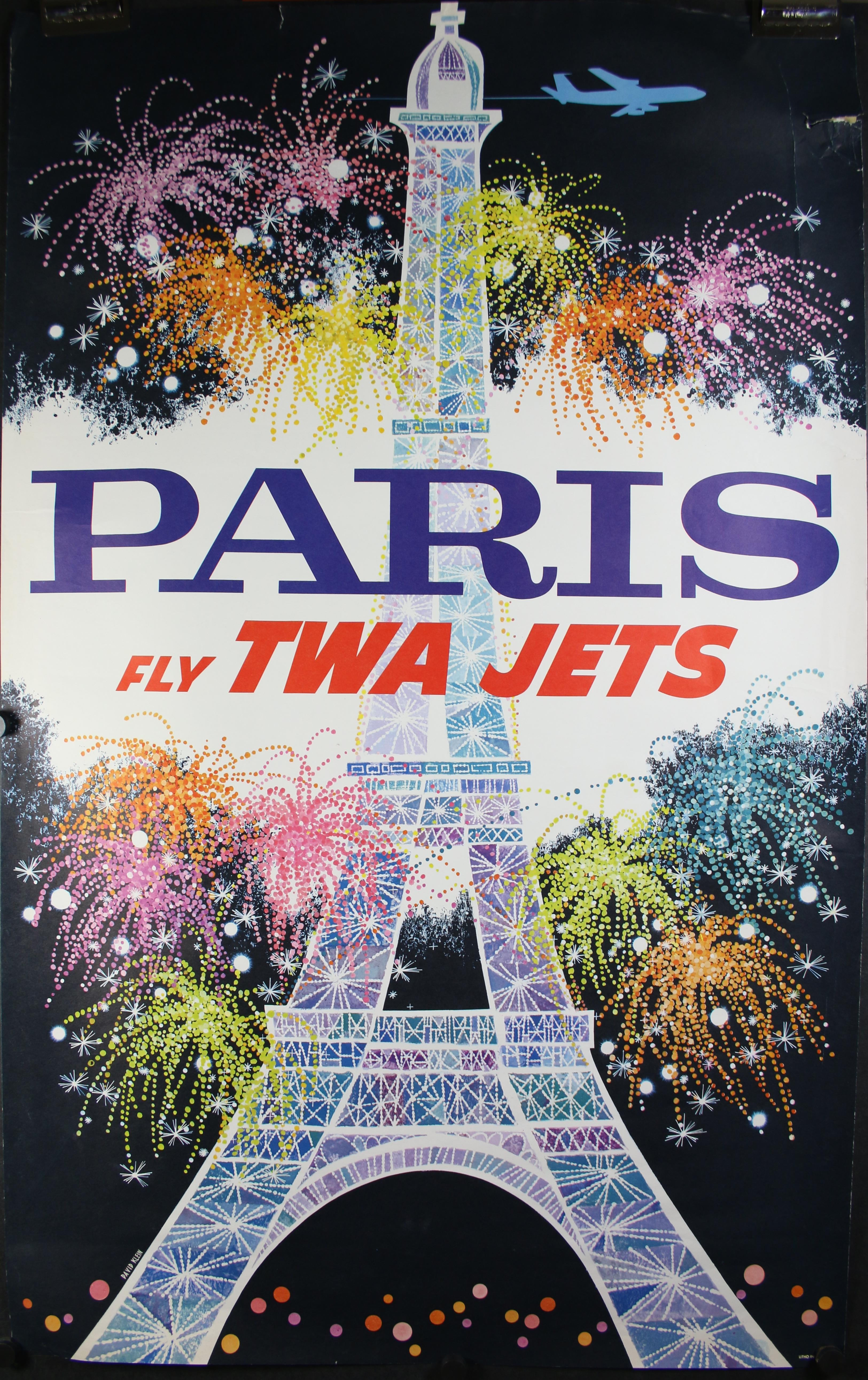 TWA Paris 4609