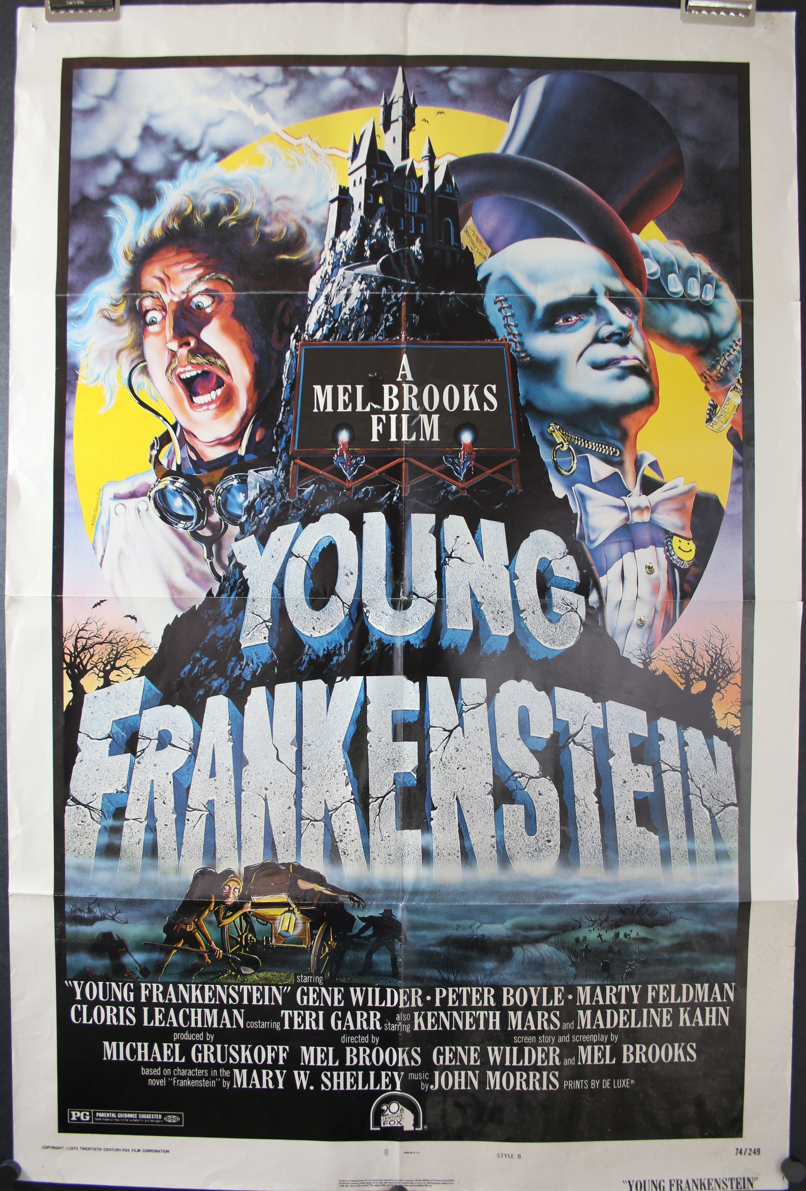 Young Frankenstein 4573