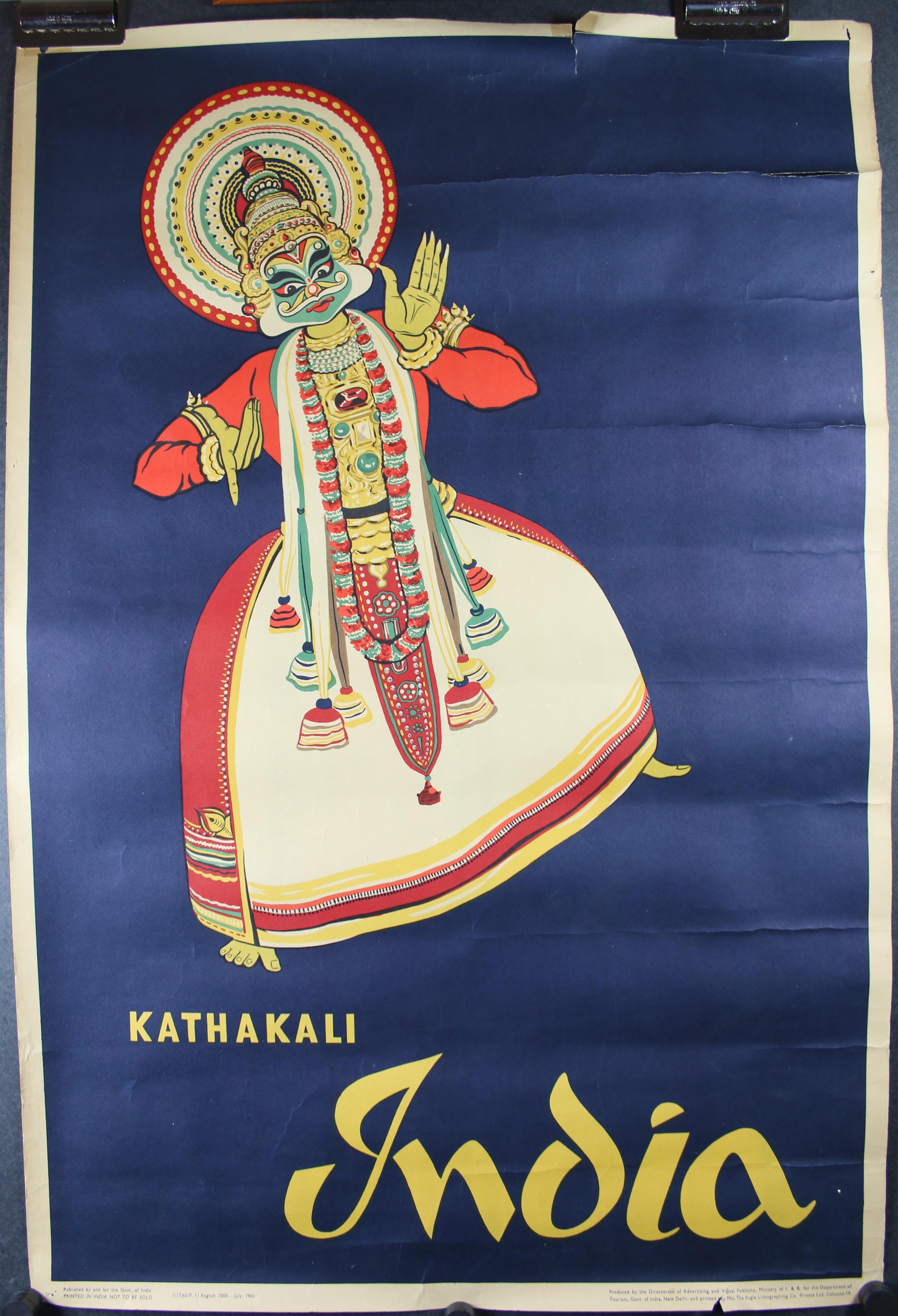 Kathakali India 4762