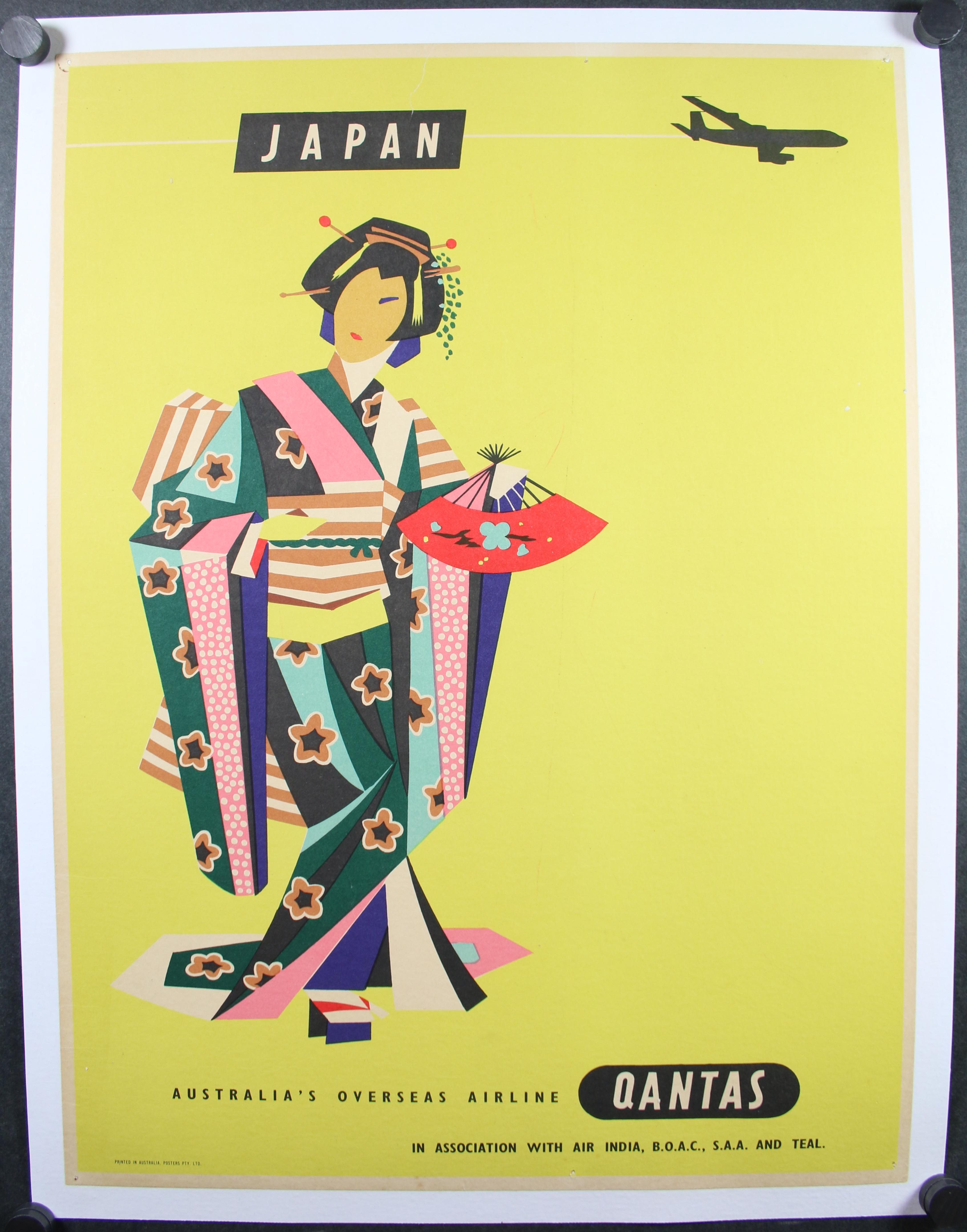 Qantas Japan 4774LB