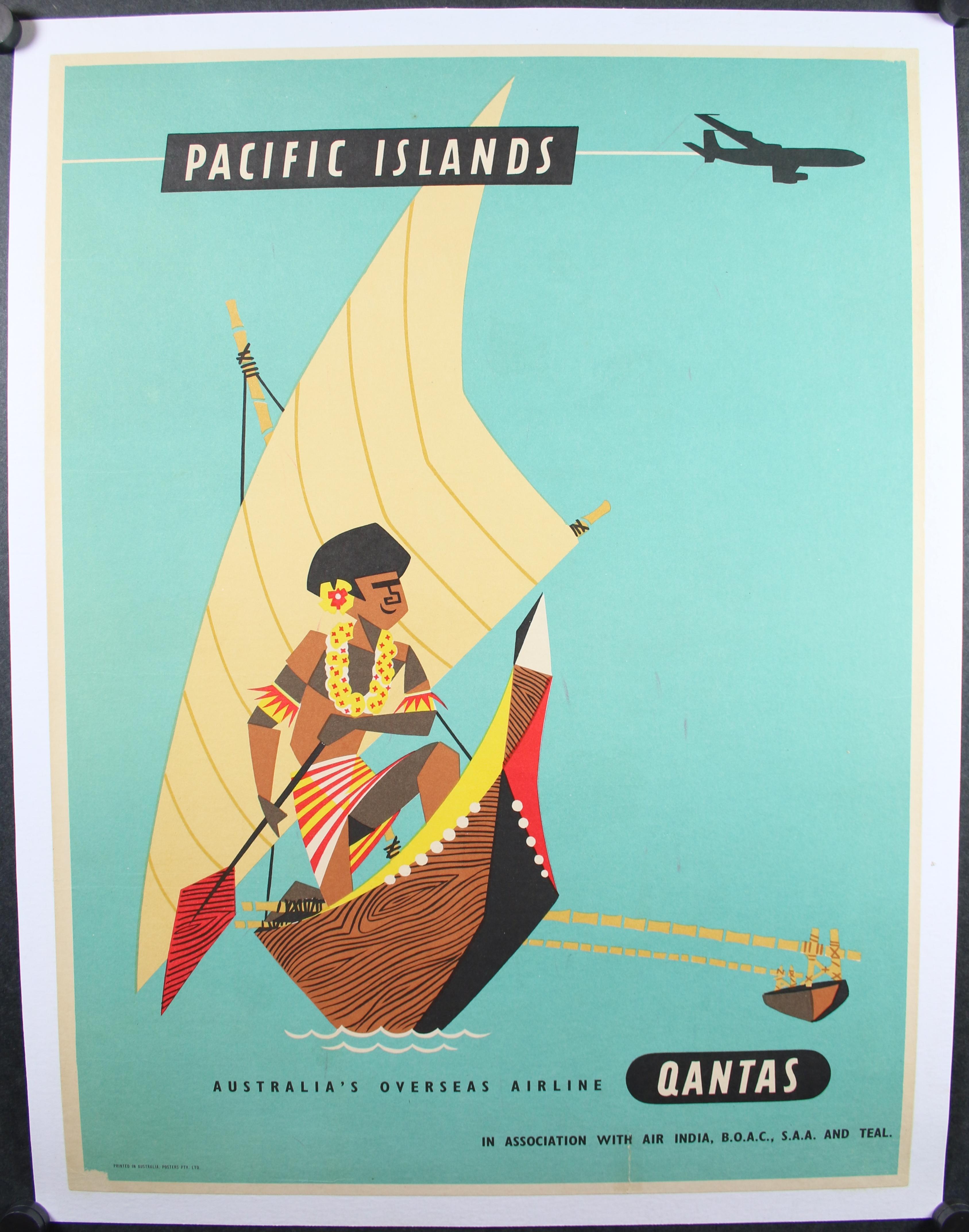 Qantas Pacific Islands 4767LB