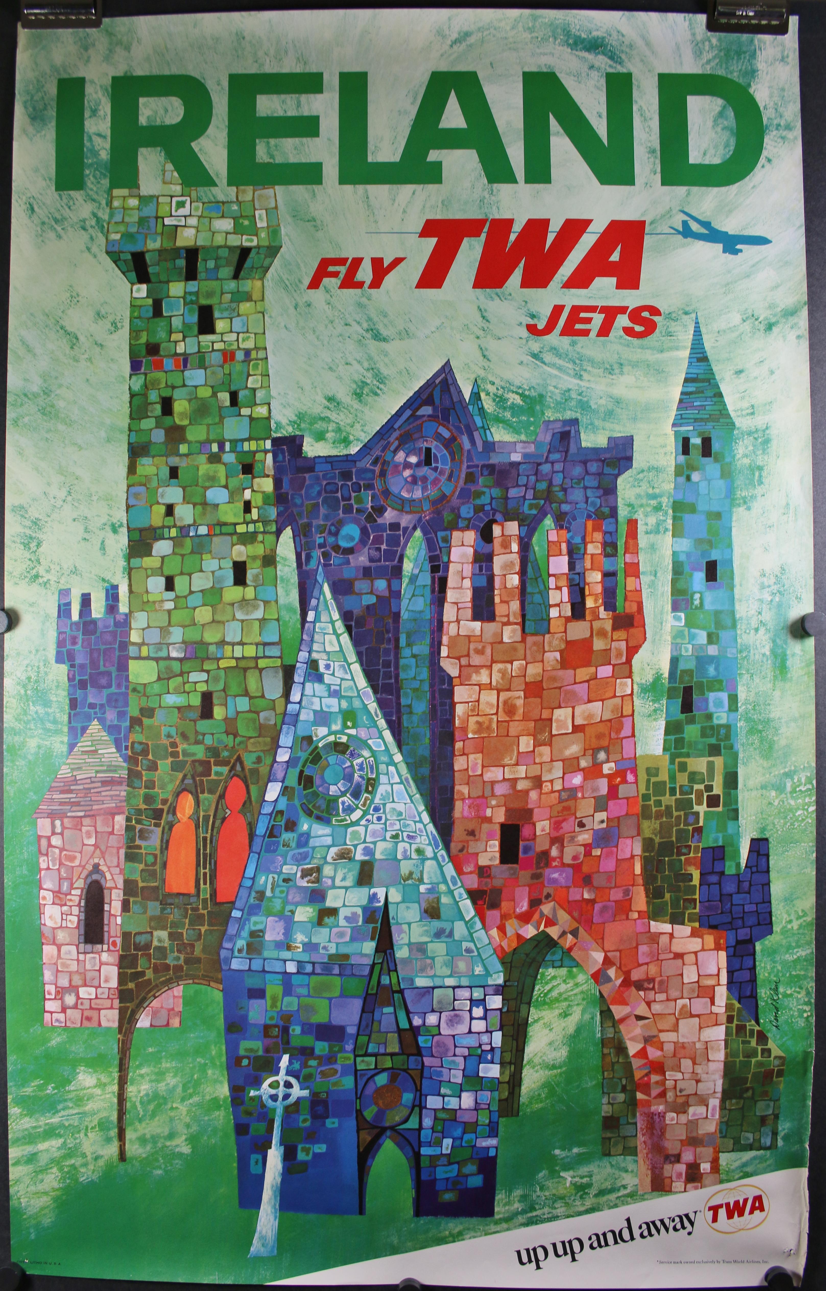 TWA Ireland 4589