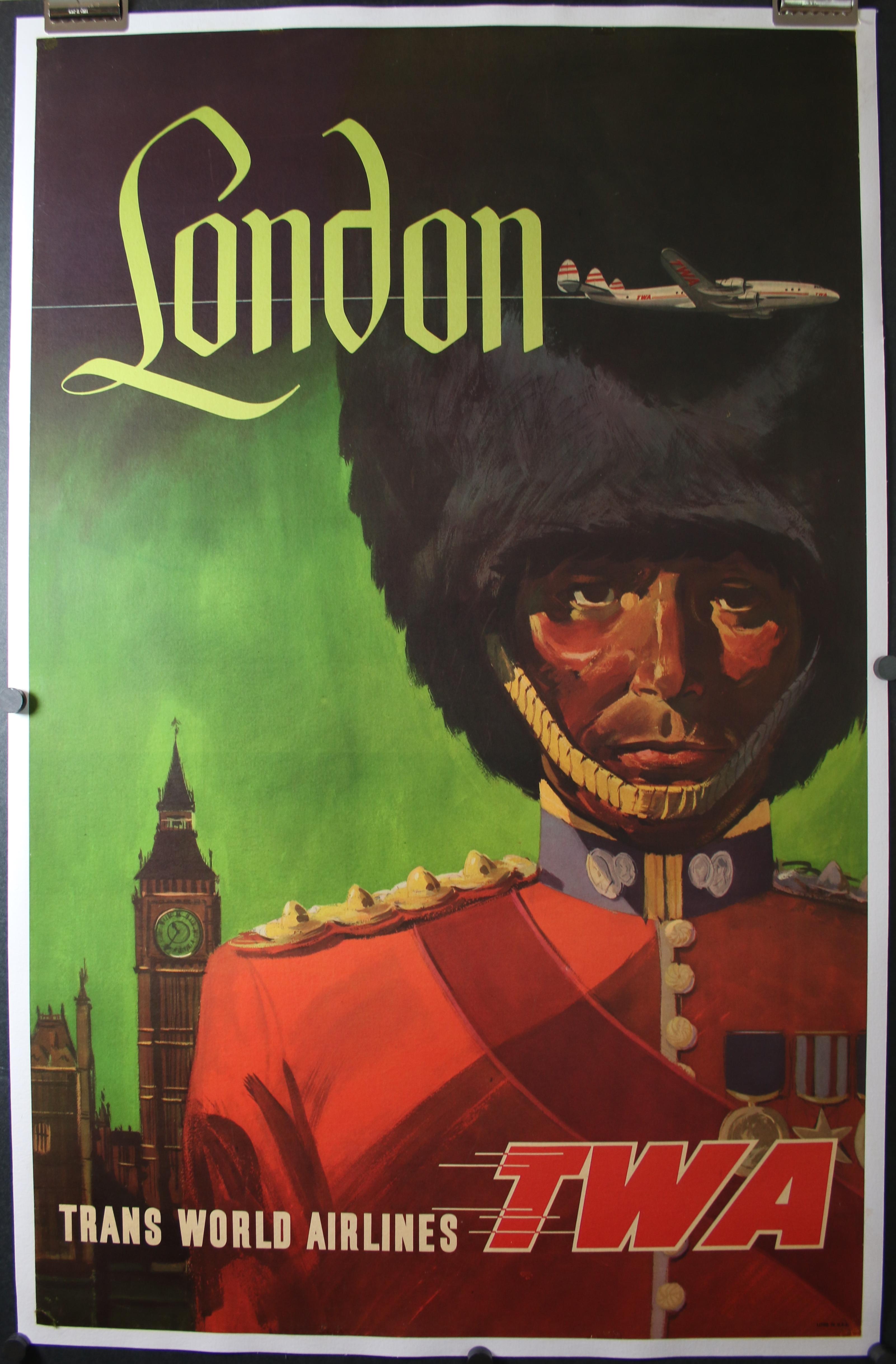 TWA London 4537 LB