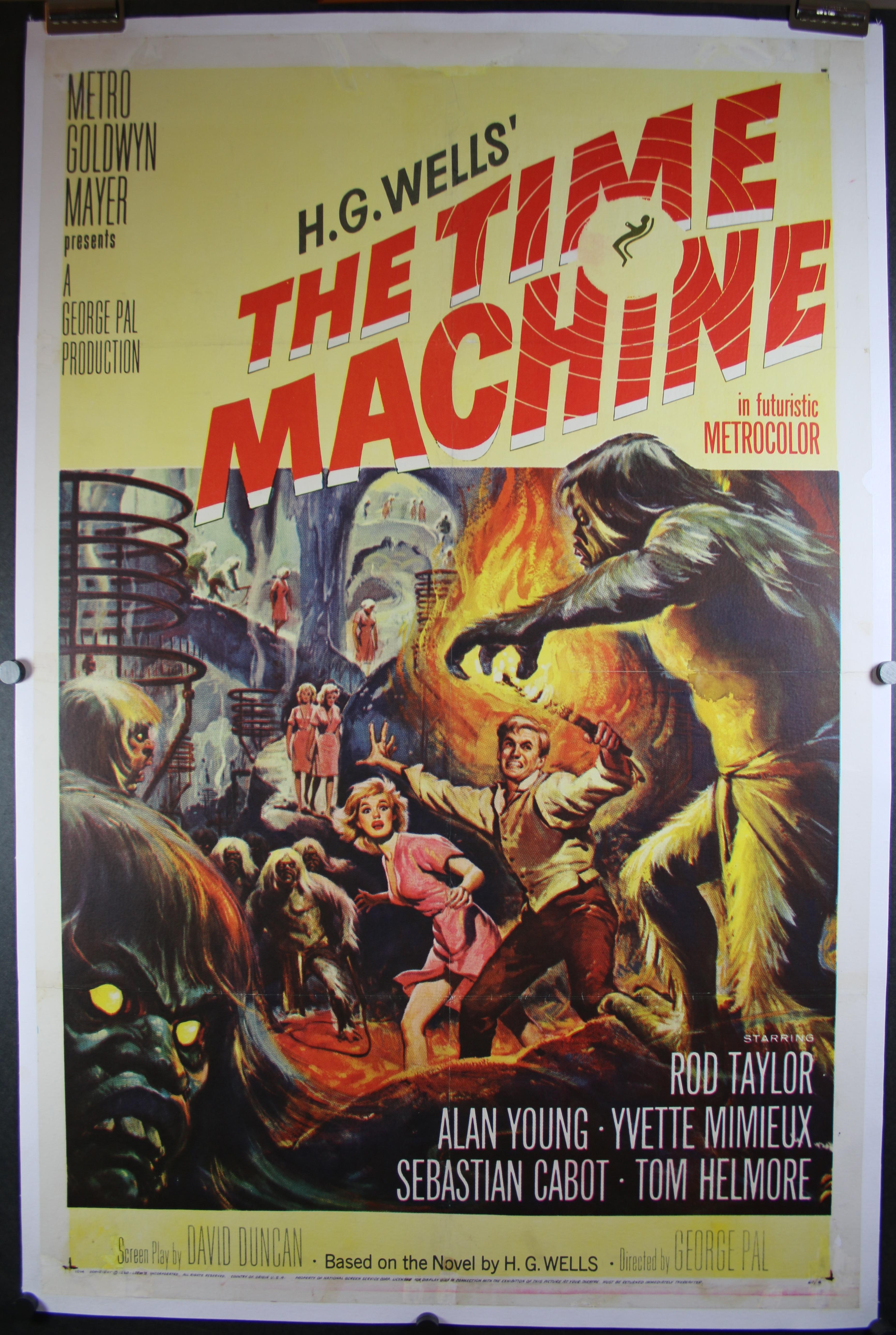 Time Machine 4571LB