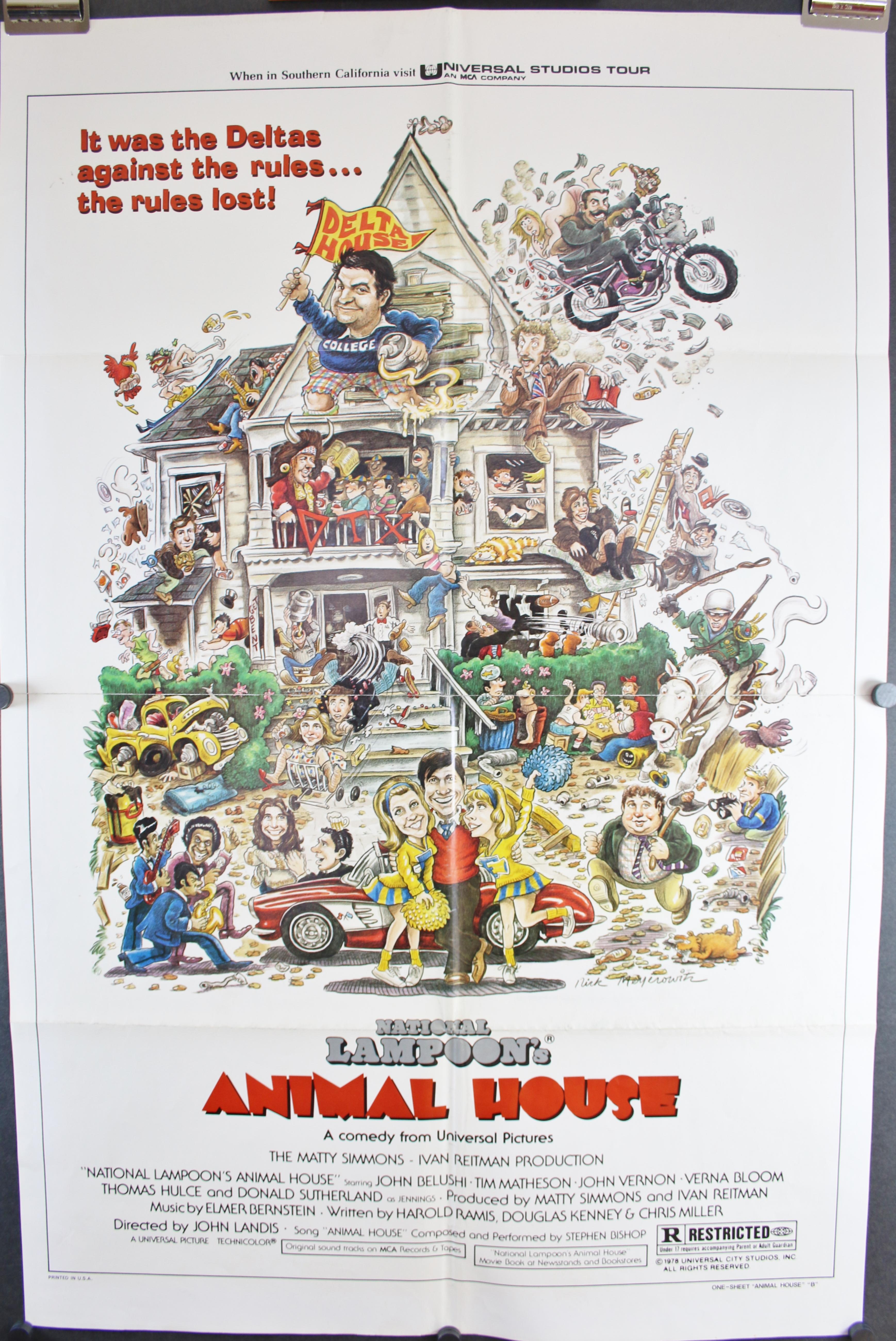 Animal House 4834
