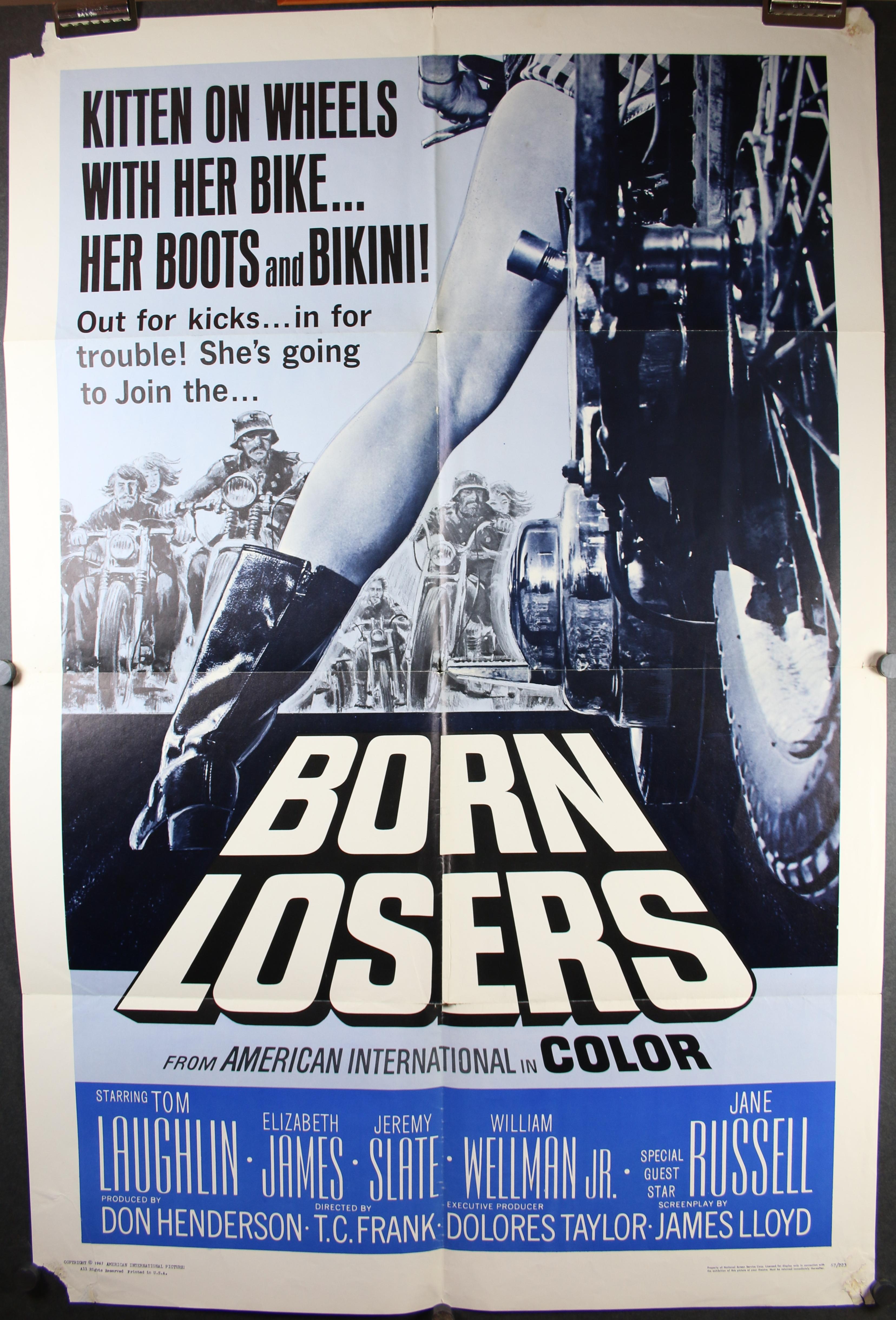 Born Losers 4833