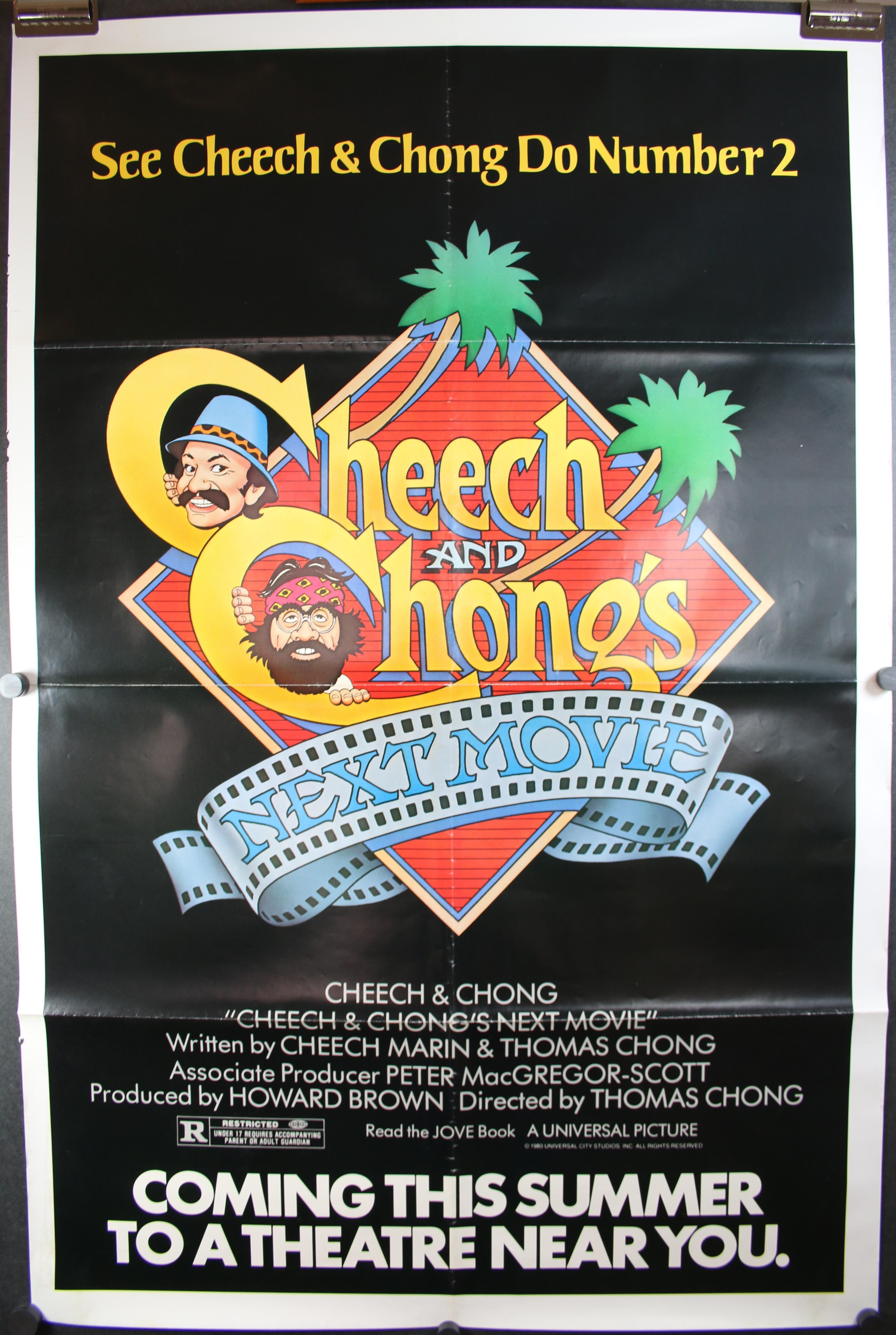 Cheech and Chong's next movie 4735