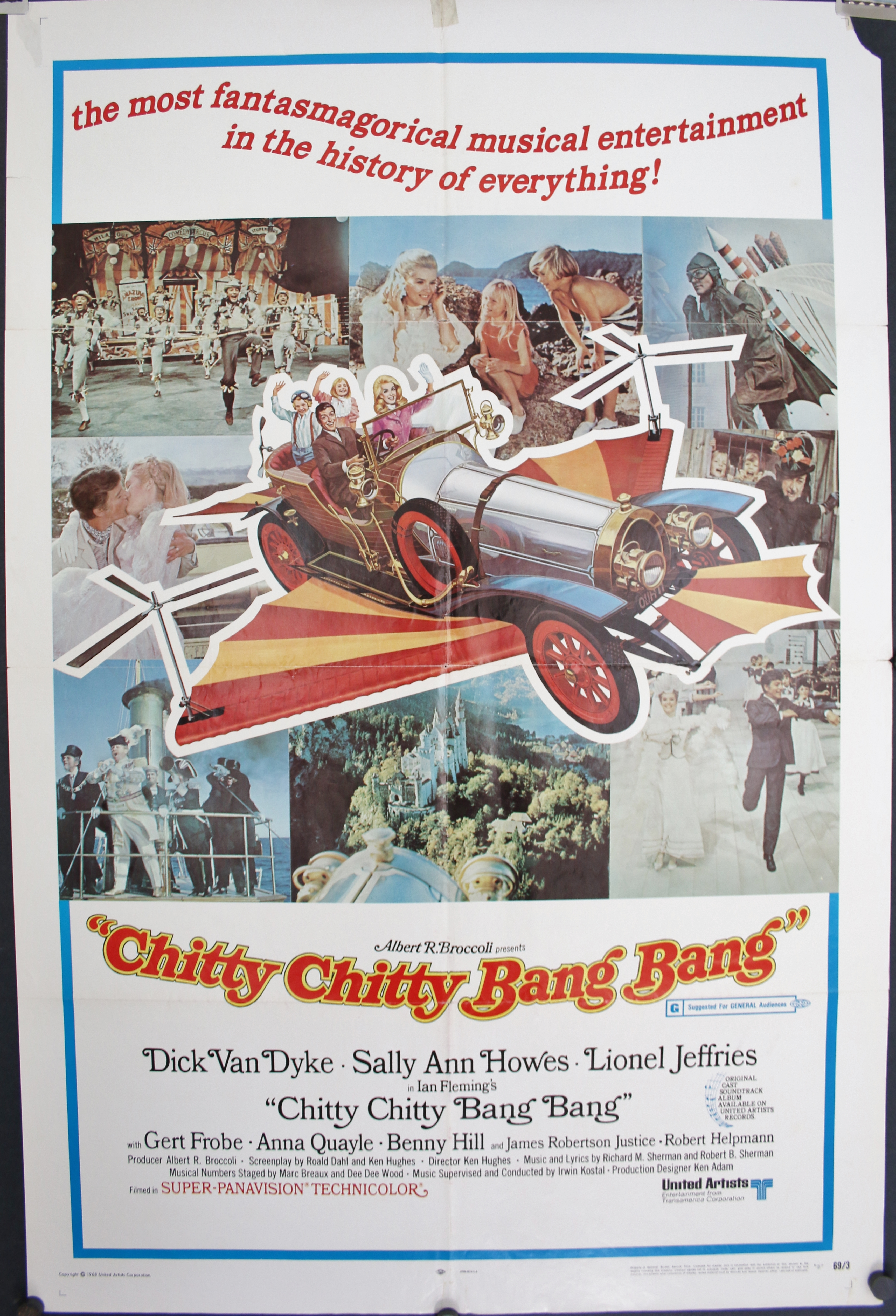 Chitty Chitty Bang Bang 4489