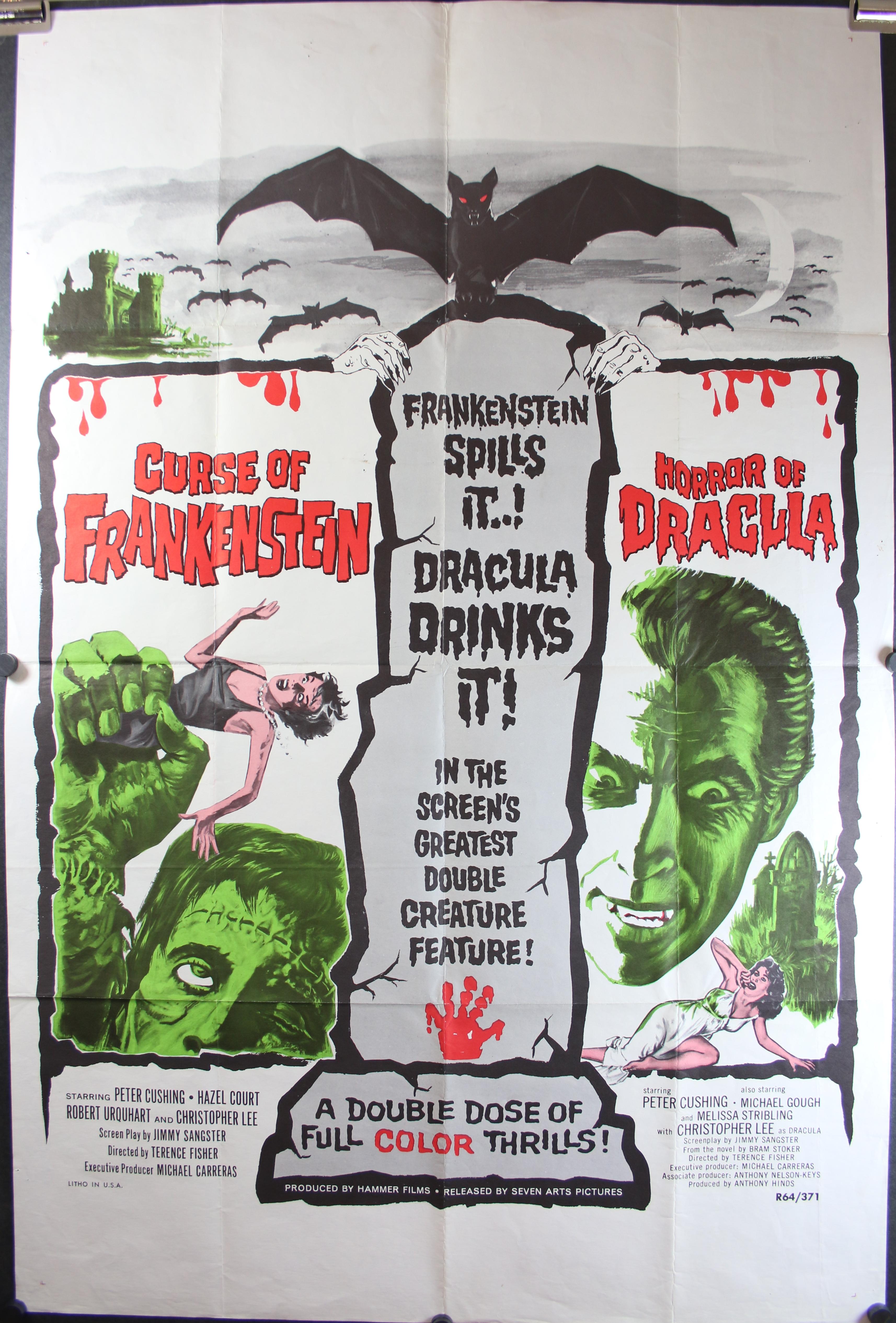Curse of Frankenstein DB 3057