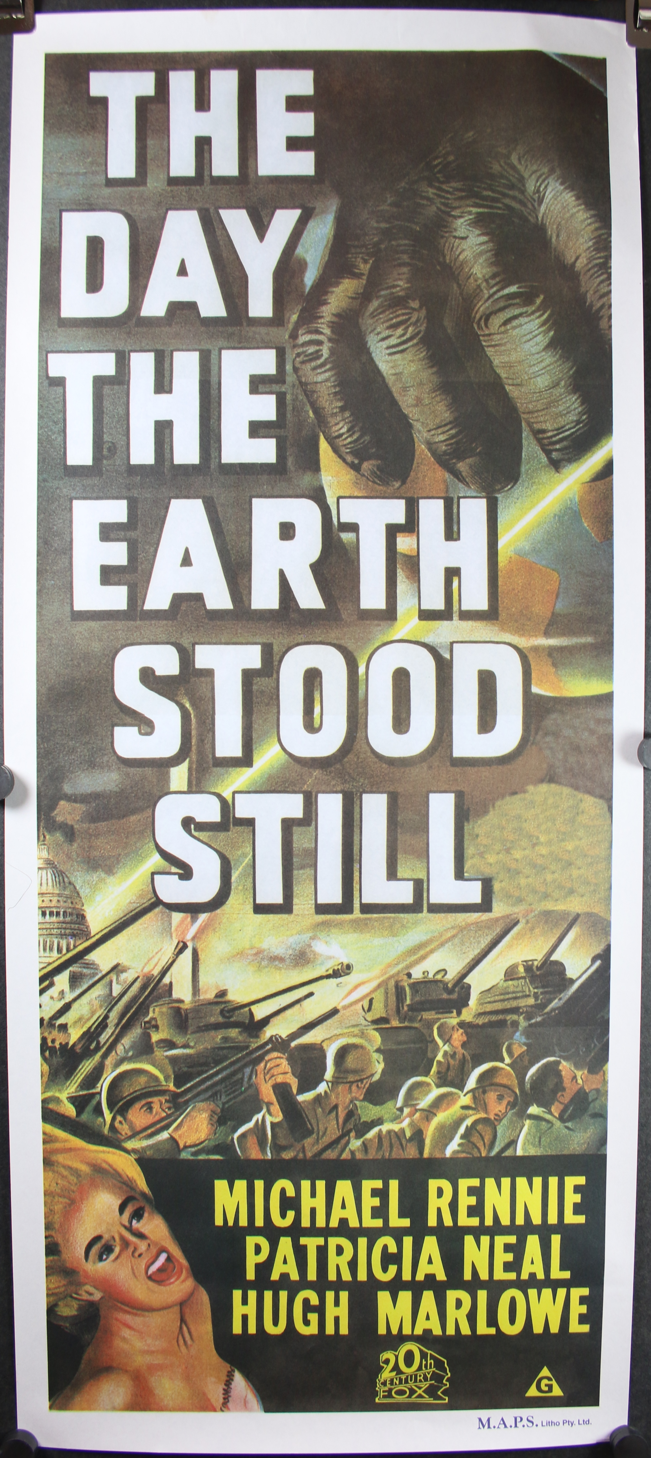 Day the Earth Stood Still 4882