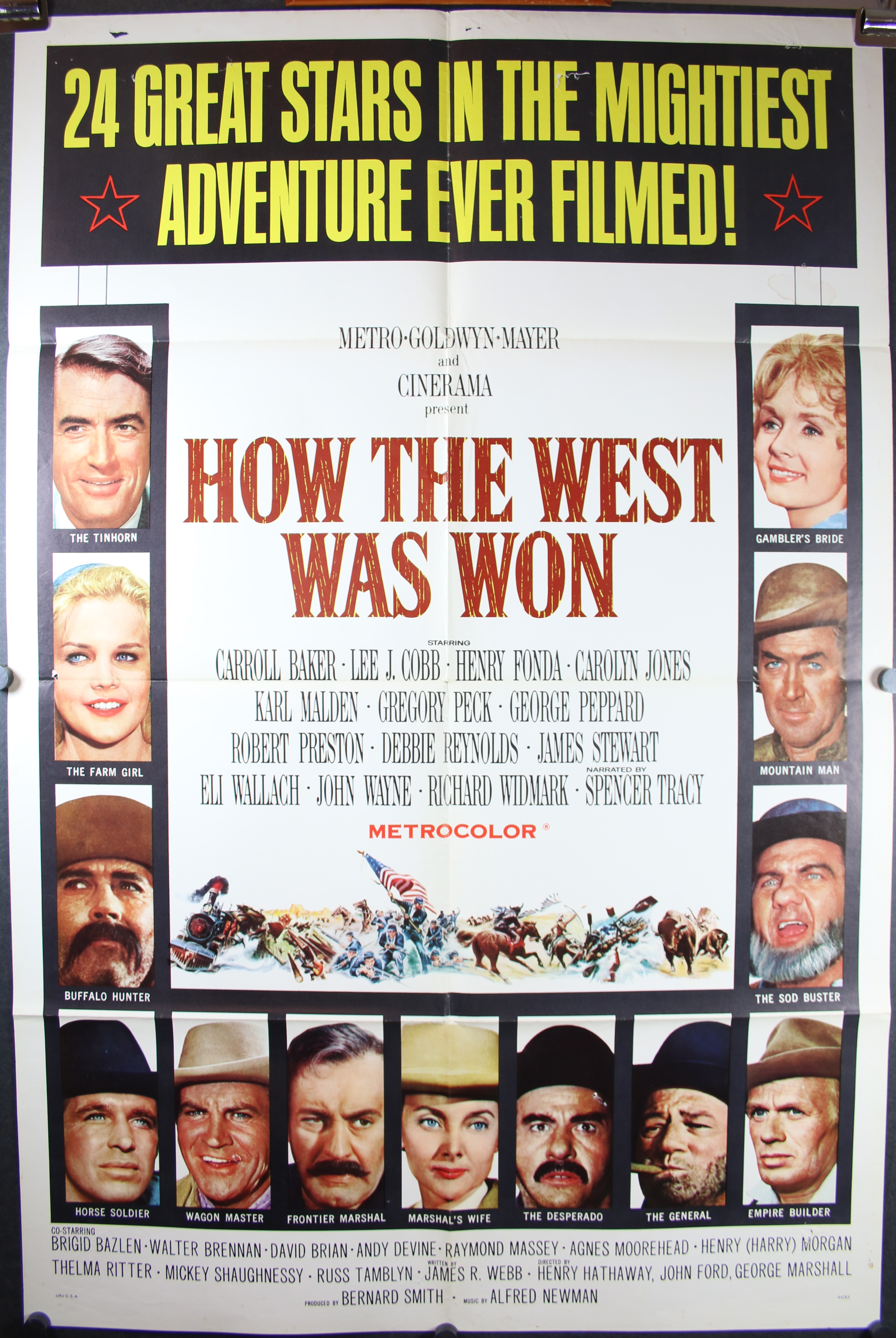 How the West Was Won 4889