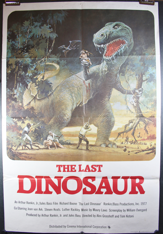 Last Dinosaur 4675