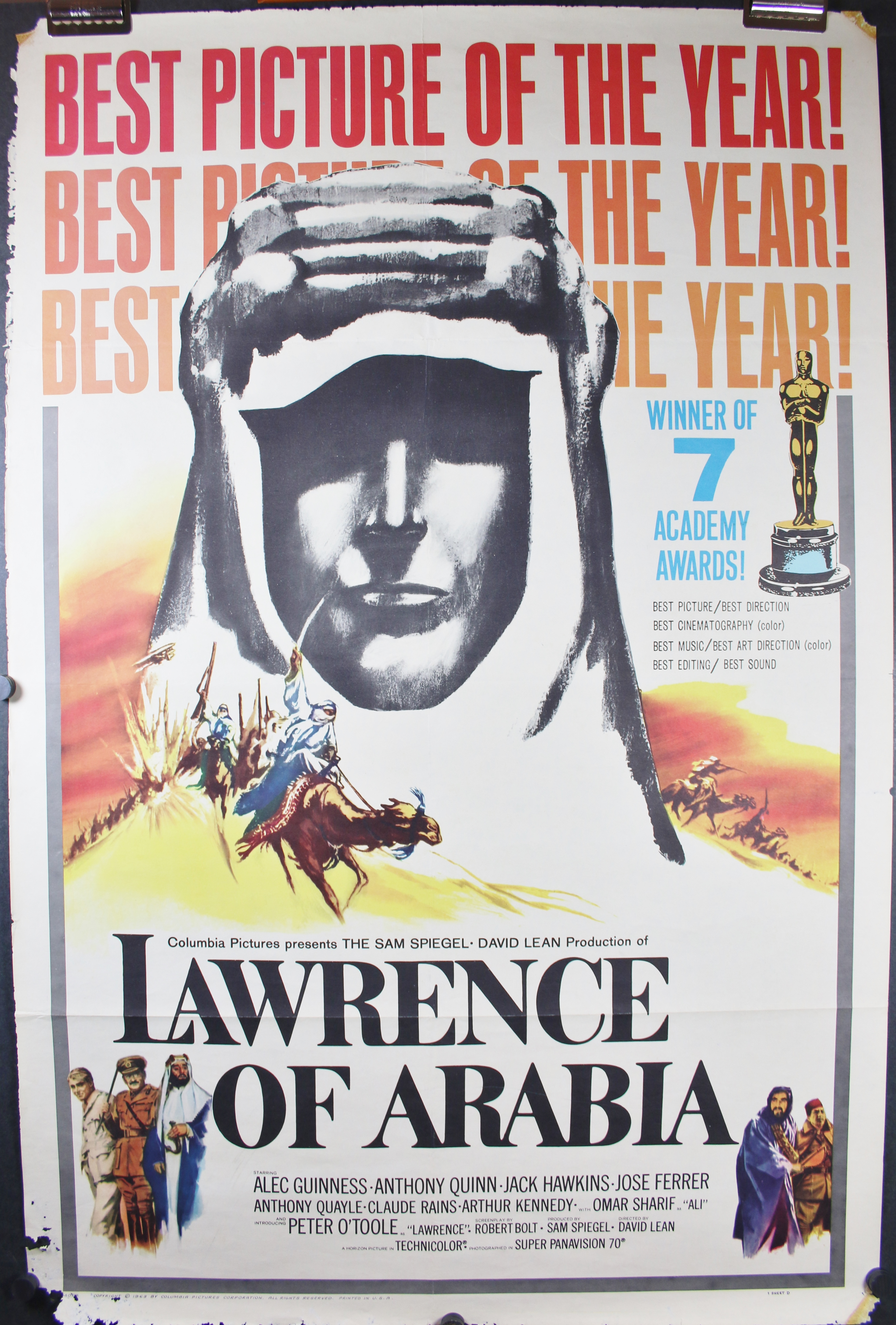 Lawrence of Arabia 4832