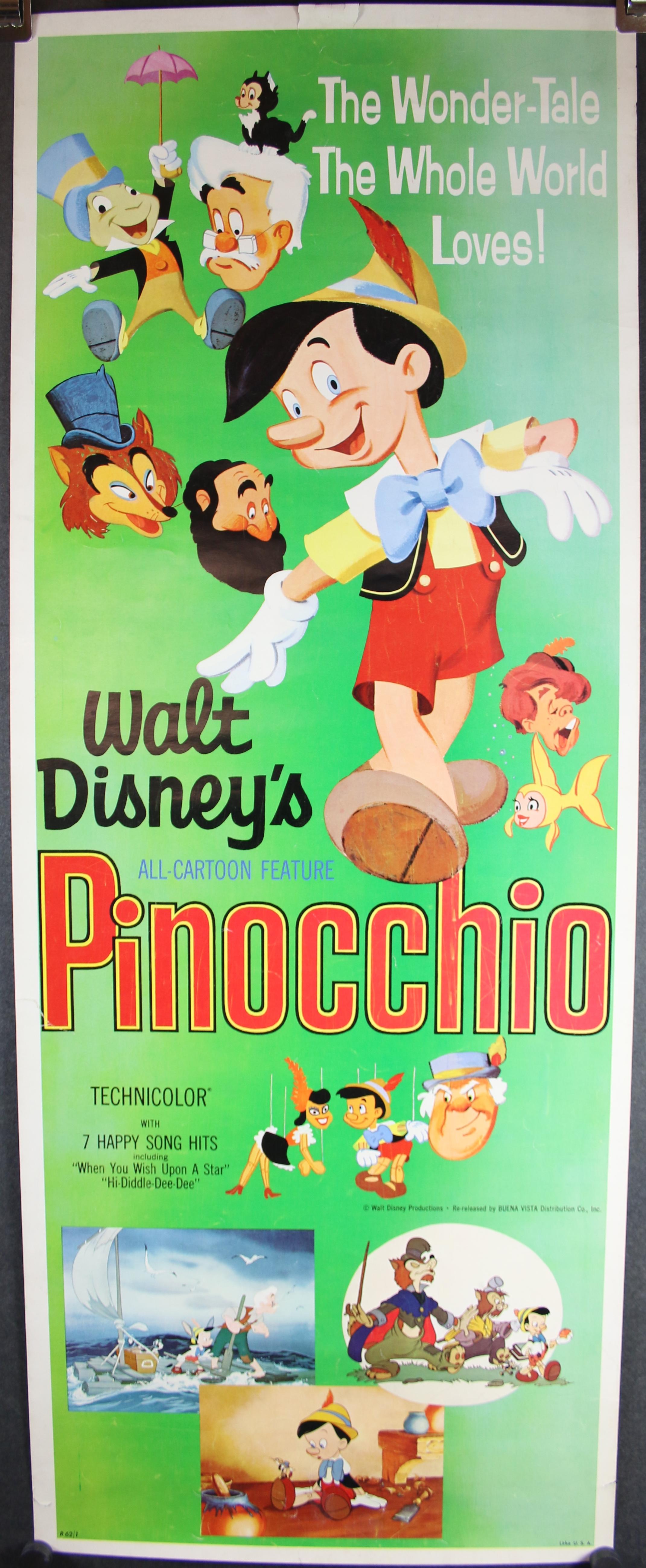 Pinocchio 4872