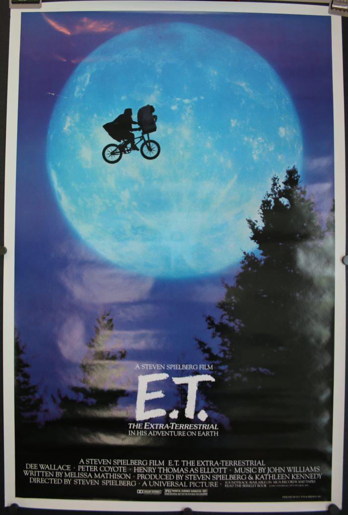 ET The Extra Terrestrial