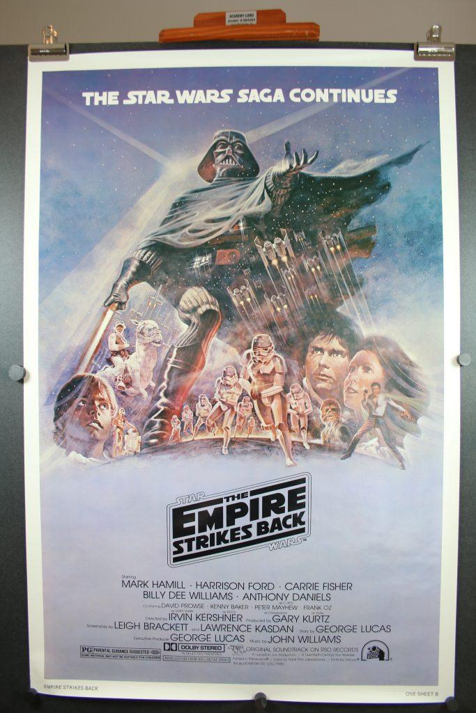 "Empire Strikes Back ""Purple Variant"""