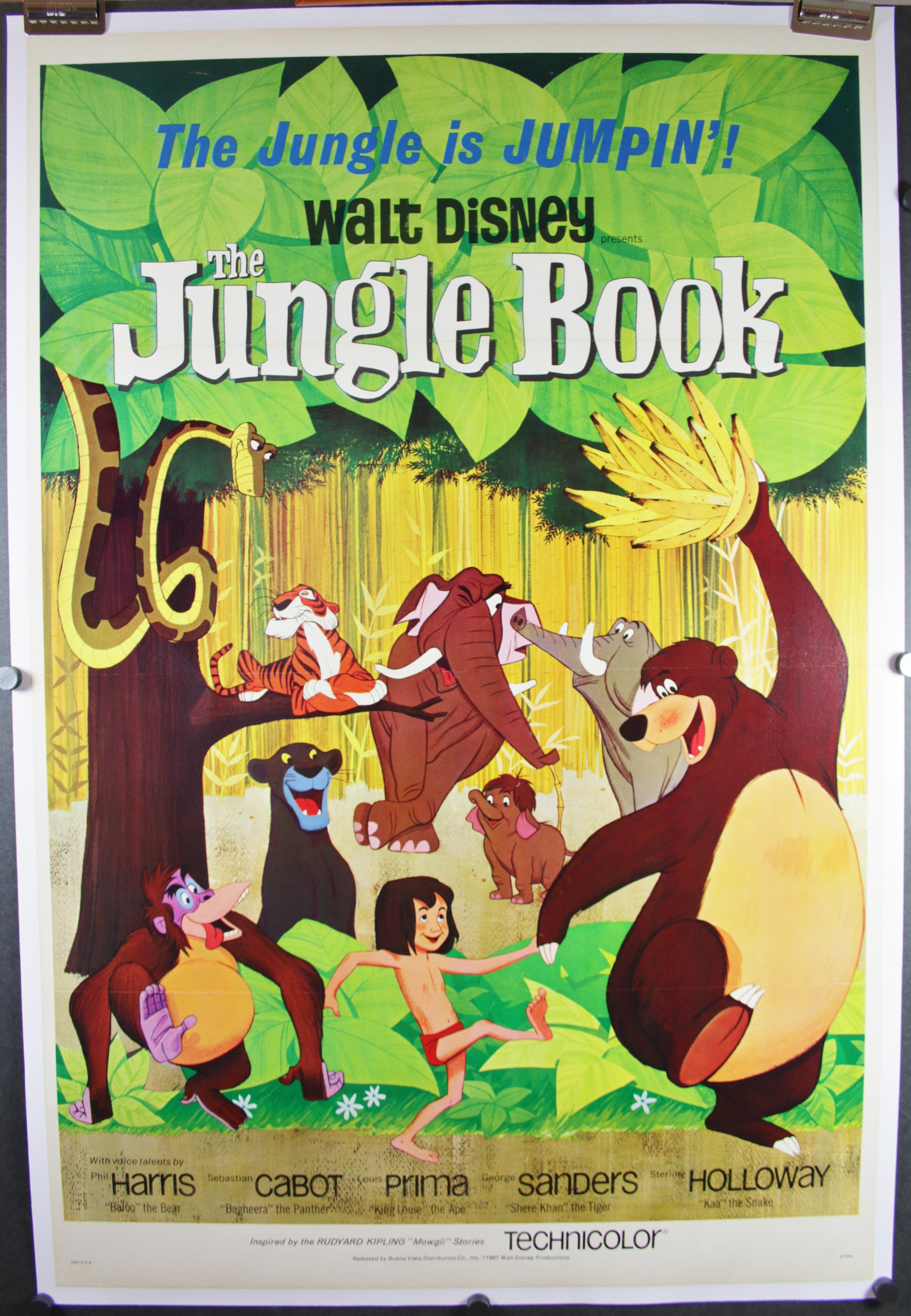 Jungle Book 4436LB