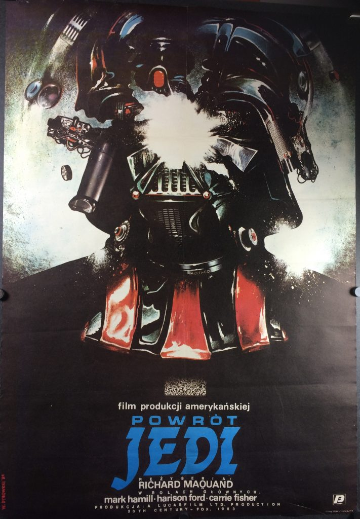 RETURN OF THE JEDI - Polish Large