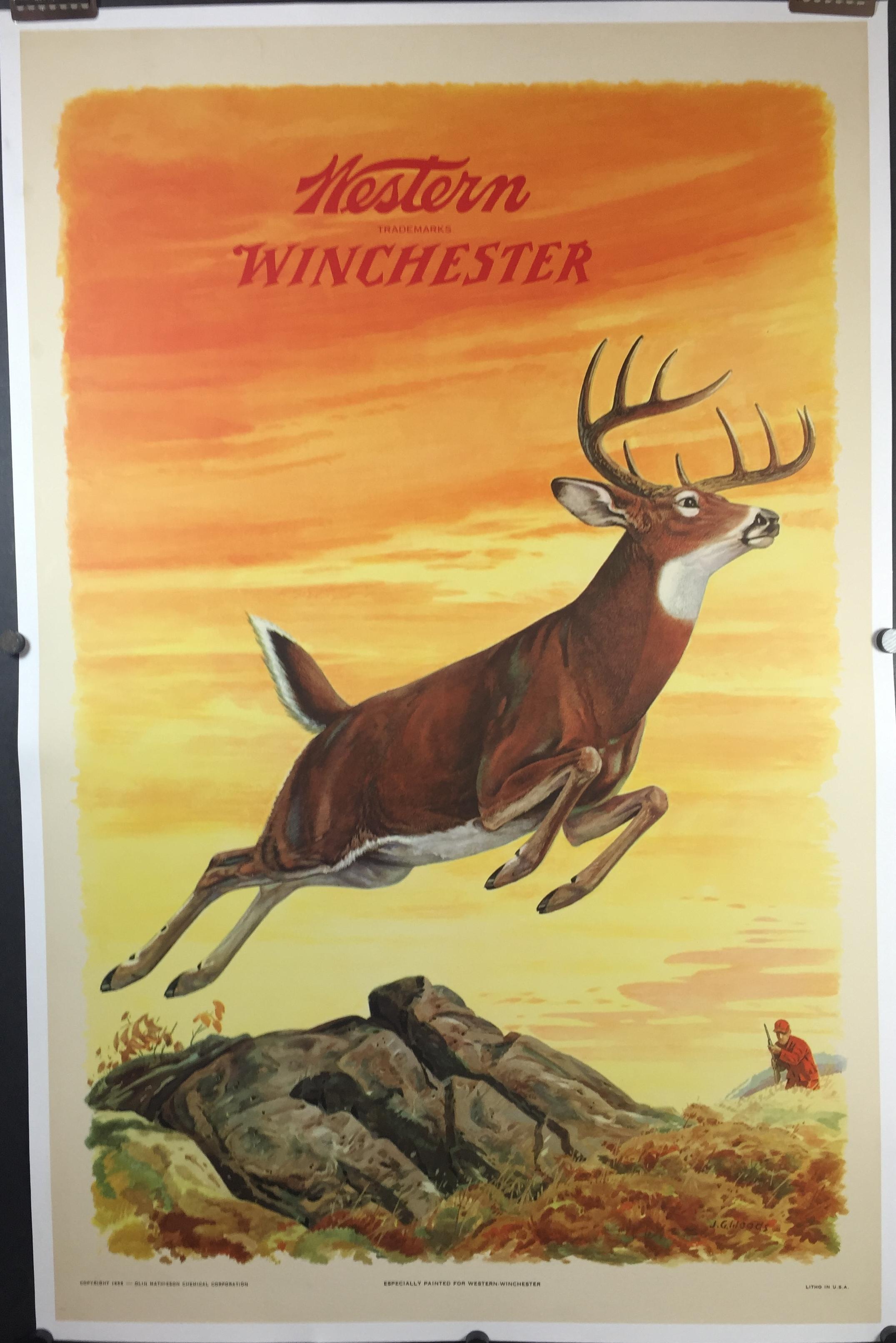 Western Winchester 5035LB