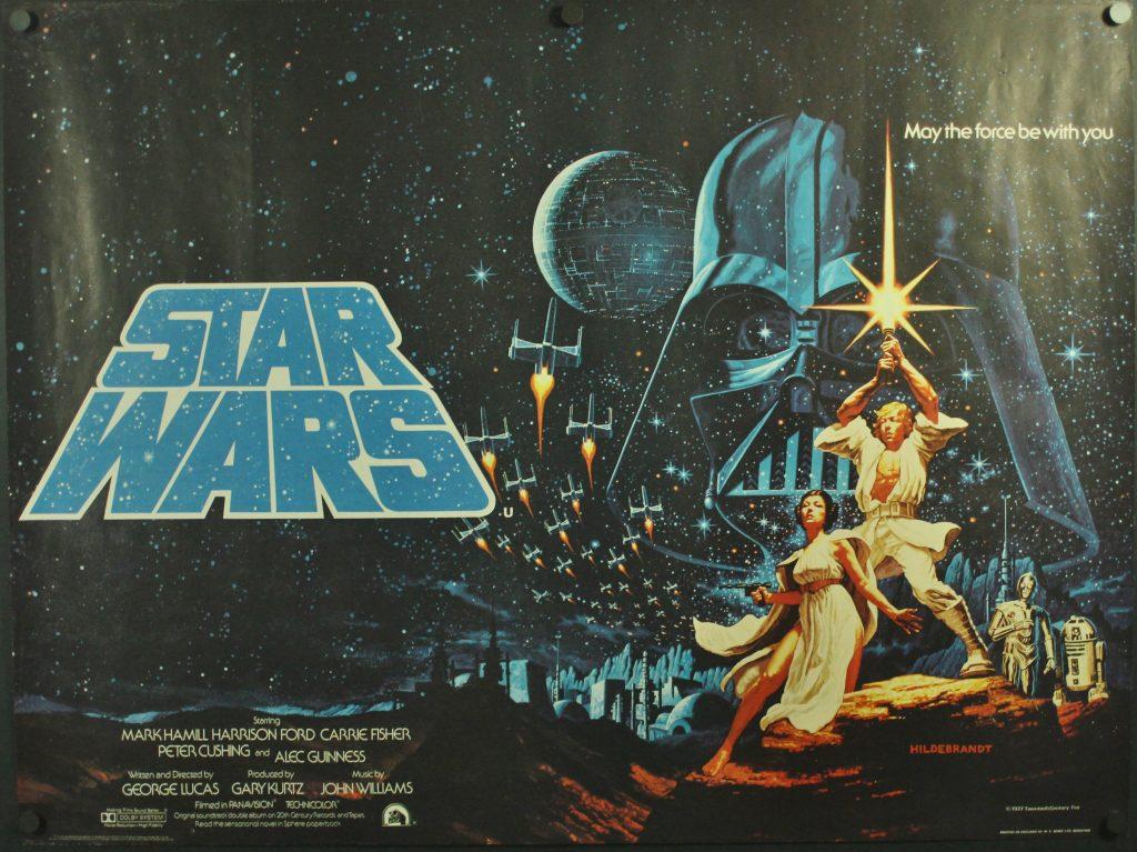 Star Wars Hidelbrandt