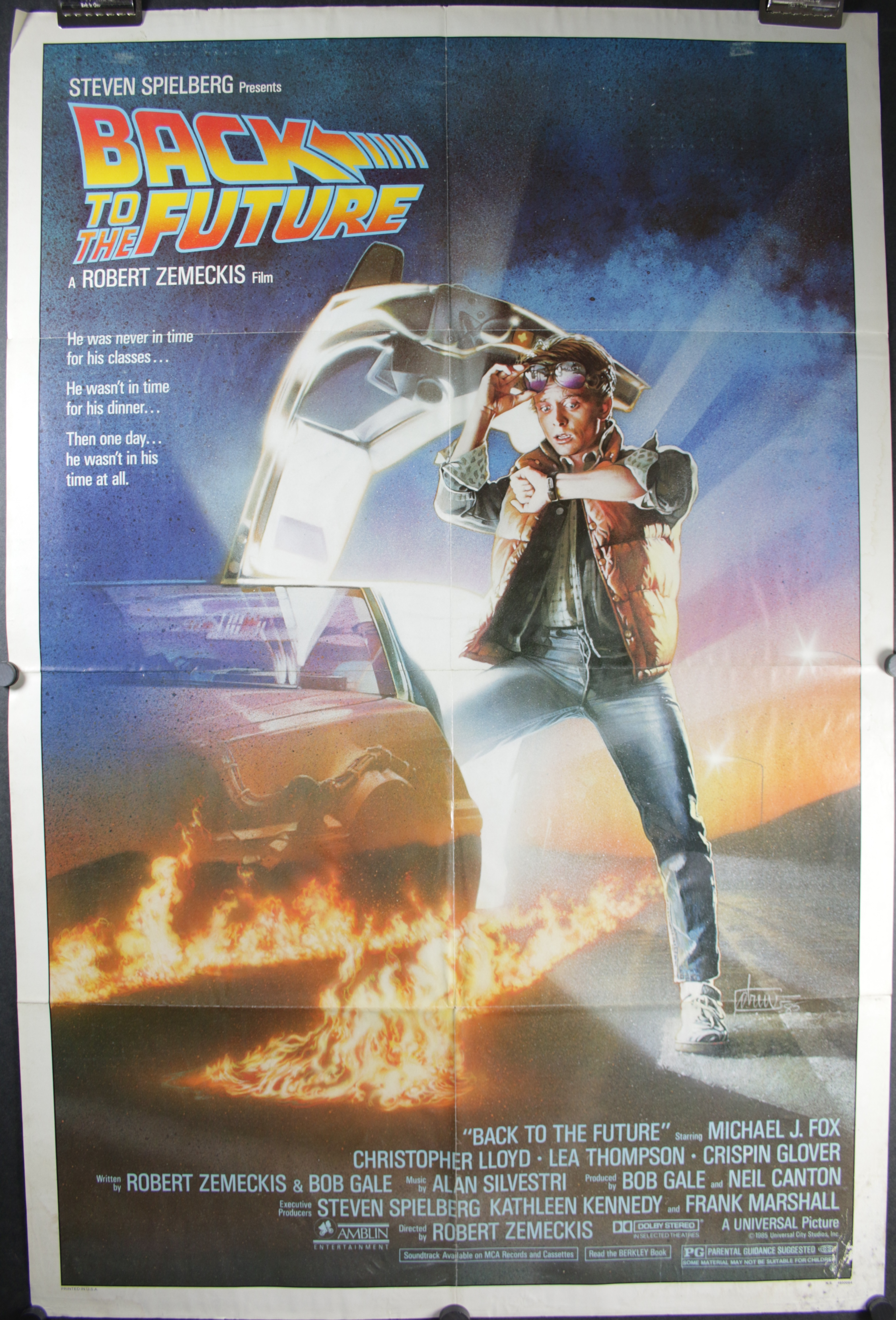 Back to the future 5086