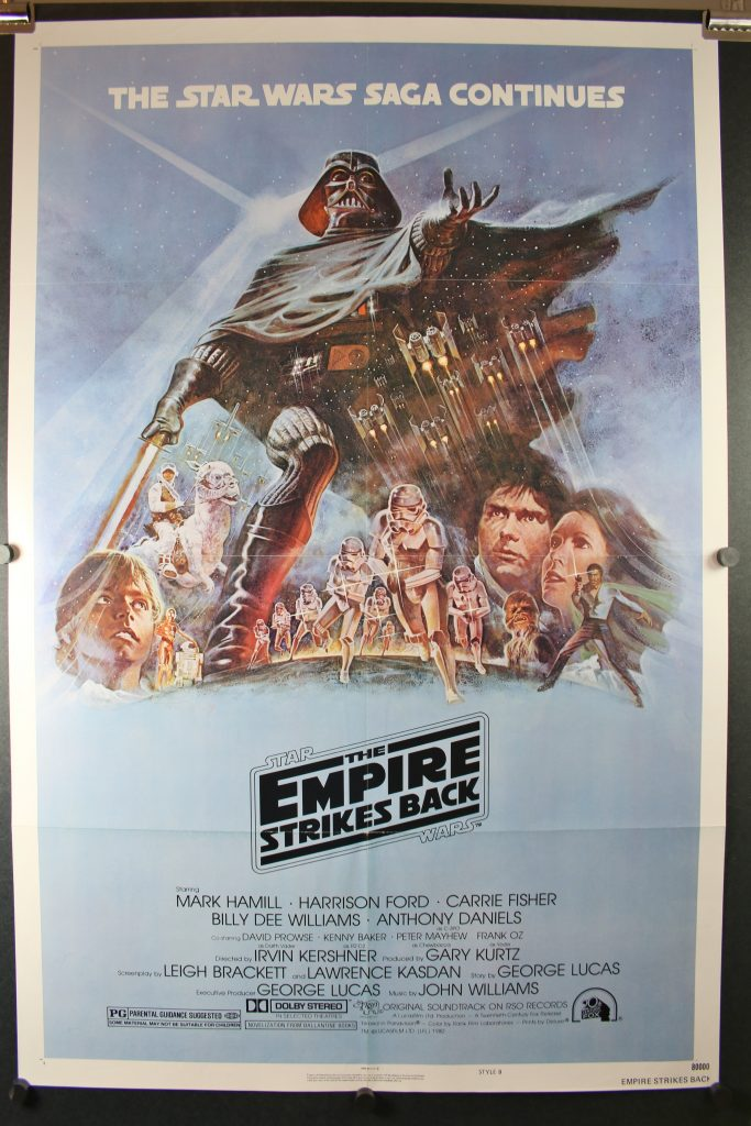 Empire Strikes Back style B