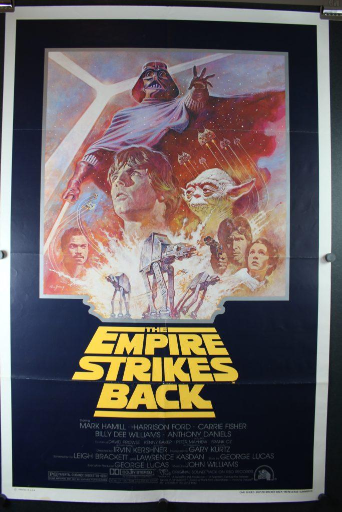 Empire Strikes Back R1981