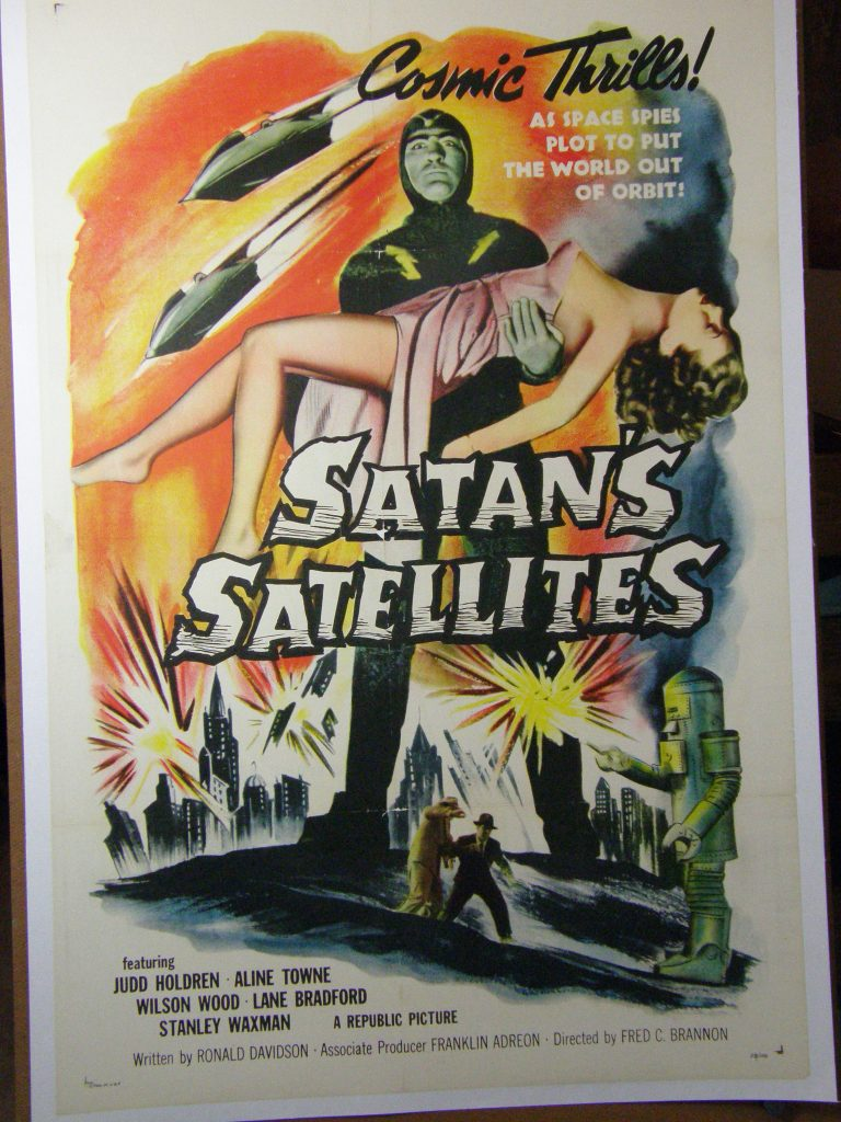 Satans Satellites