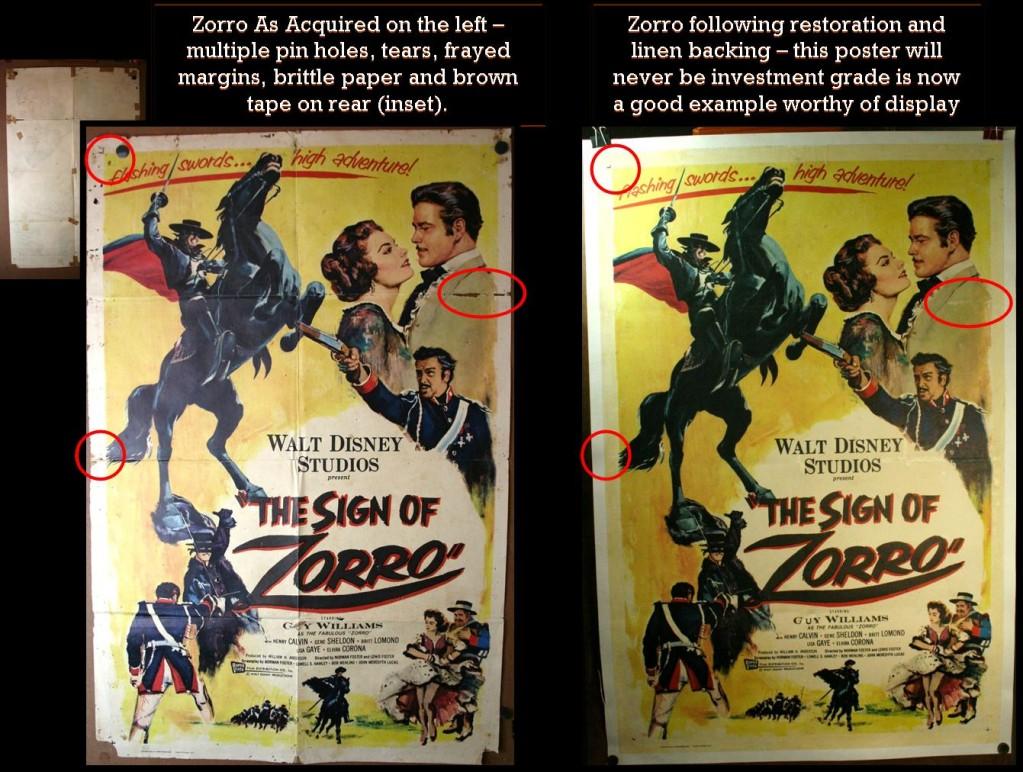 Zorro Montage