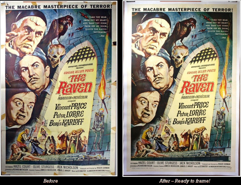 Raven Montage
