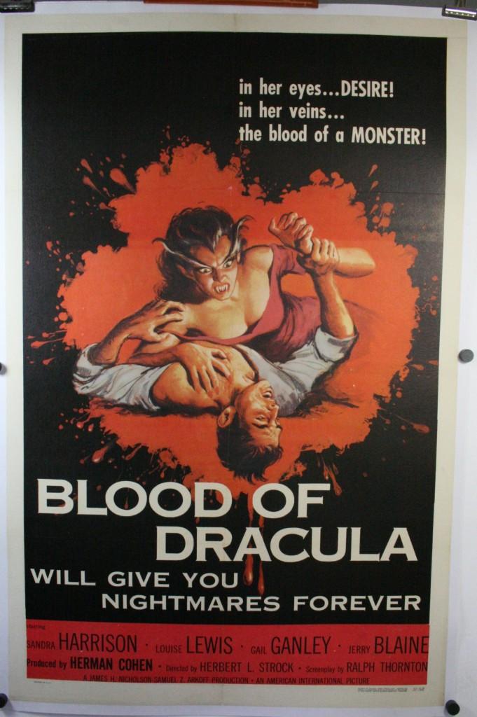 Blood of Dracula LB